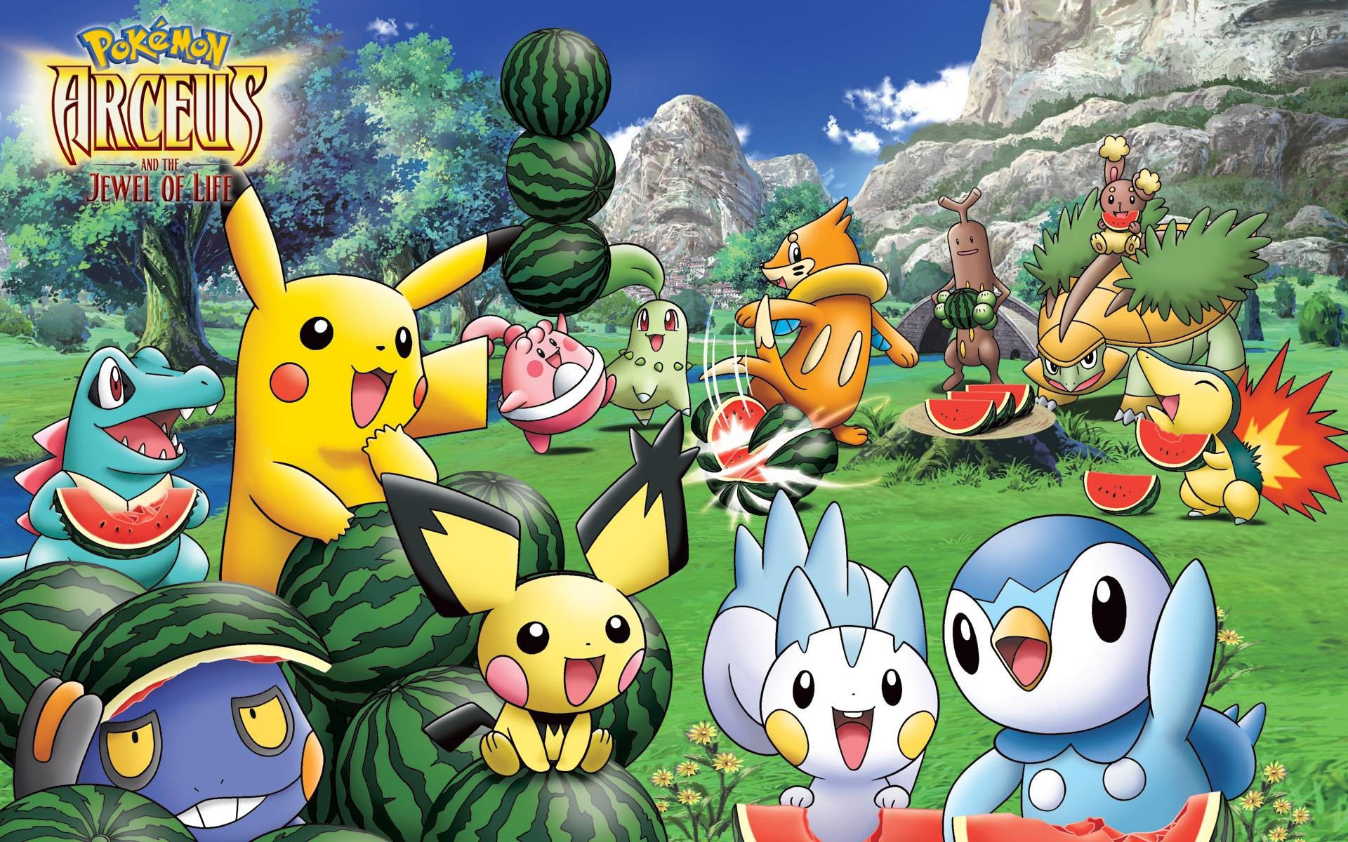 1920x1200 Pokemon desktop wallpapers - Very popular Anime TV show