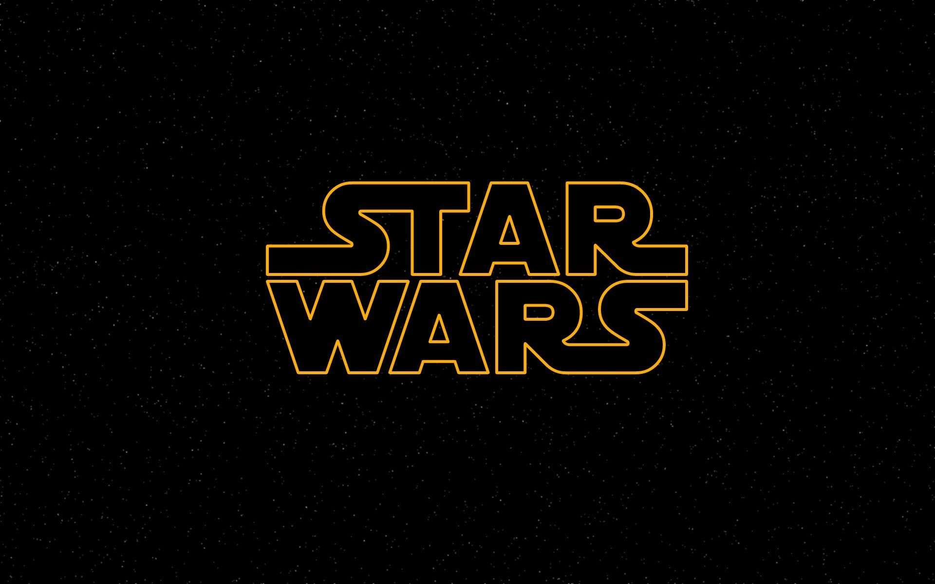 1920x1200 Star Wars Logo Wallpaper - Best Wallpaper HD