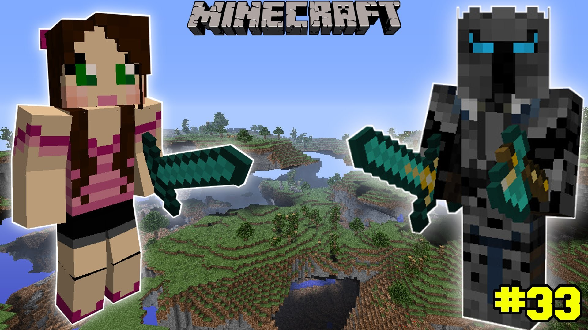 1920x1080 DIMENSION CHALLENGE EPS6 33 YouTube.Minecraft Youtube Pat And Jen