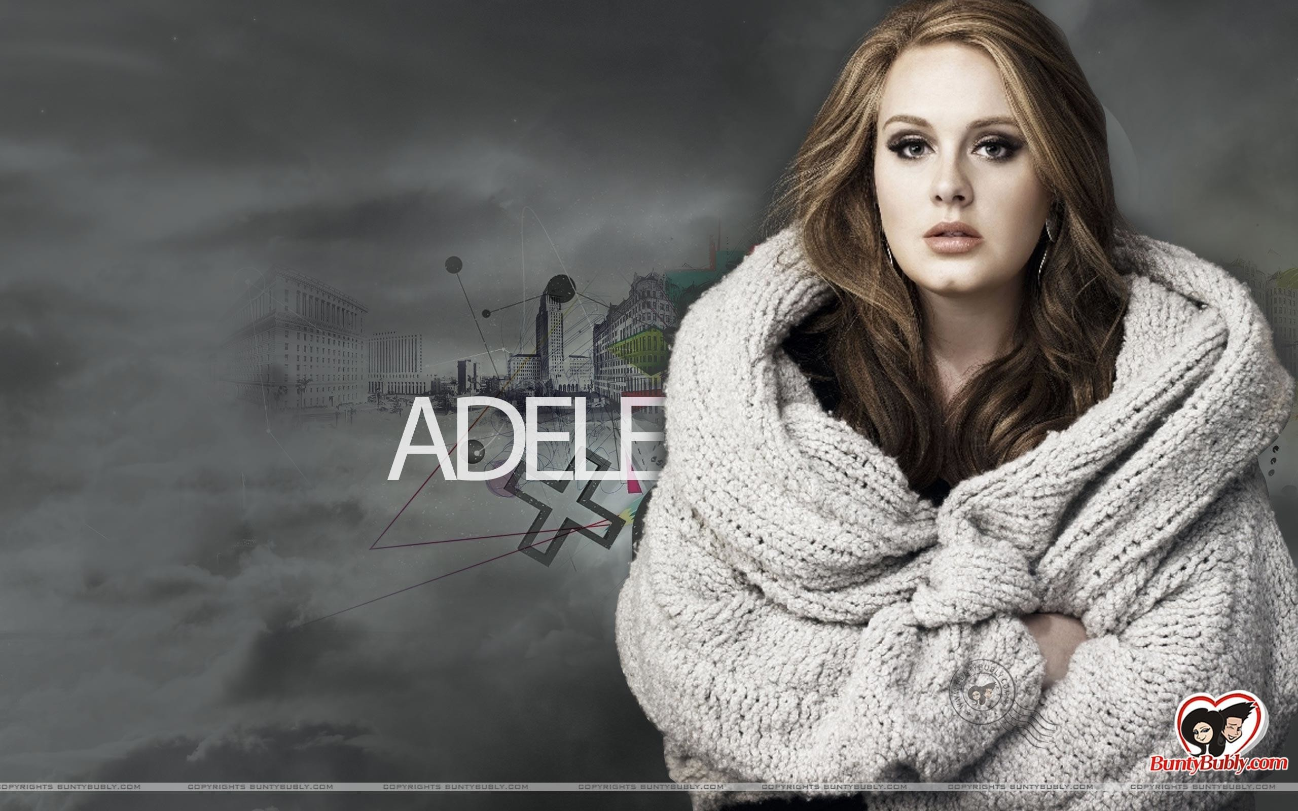 2560x1600 Adele Wallpaper