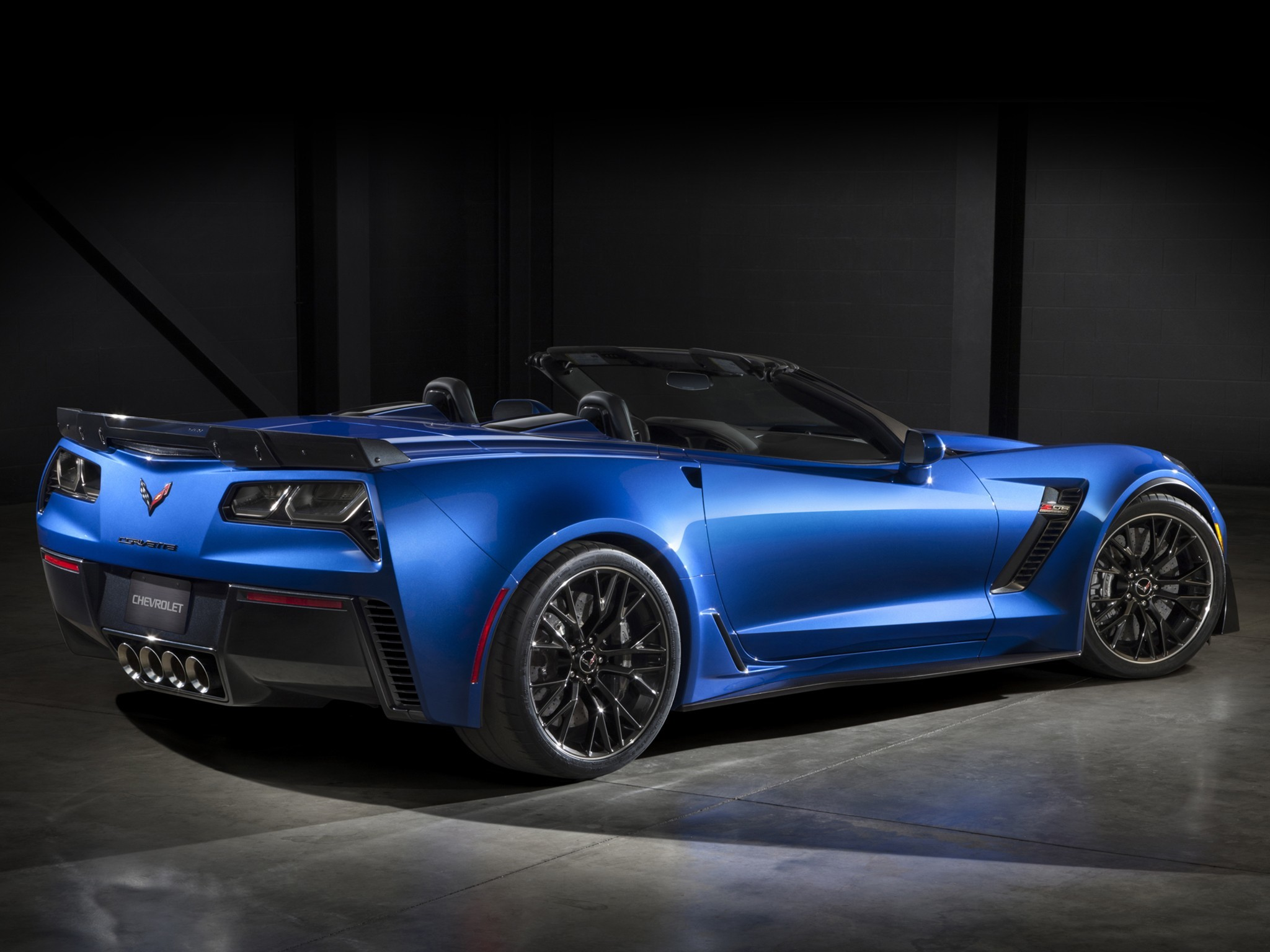 2048x1536 ... Chevrolet Corvette Grand Sport Convertible 2017 Wallpapers And Hd 2017  2018 Best Cars Reviews Chevrolet Corvette ...
