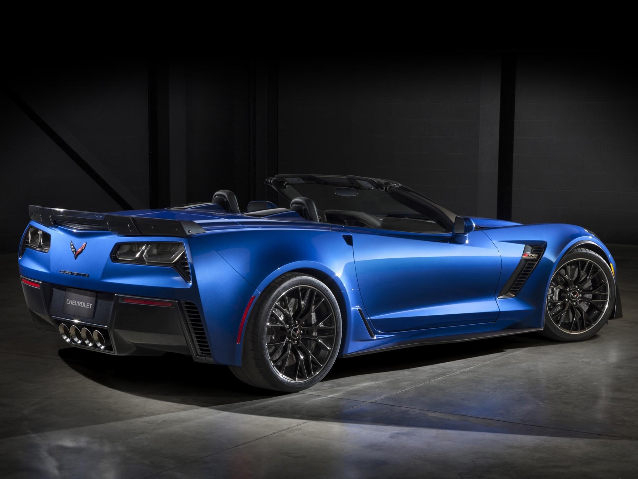 1920x1200 2015 Chevrolet Corvette C7 Stingray