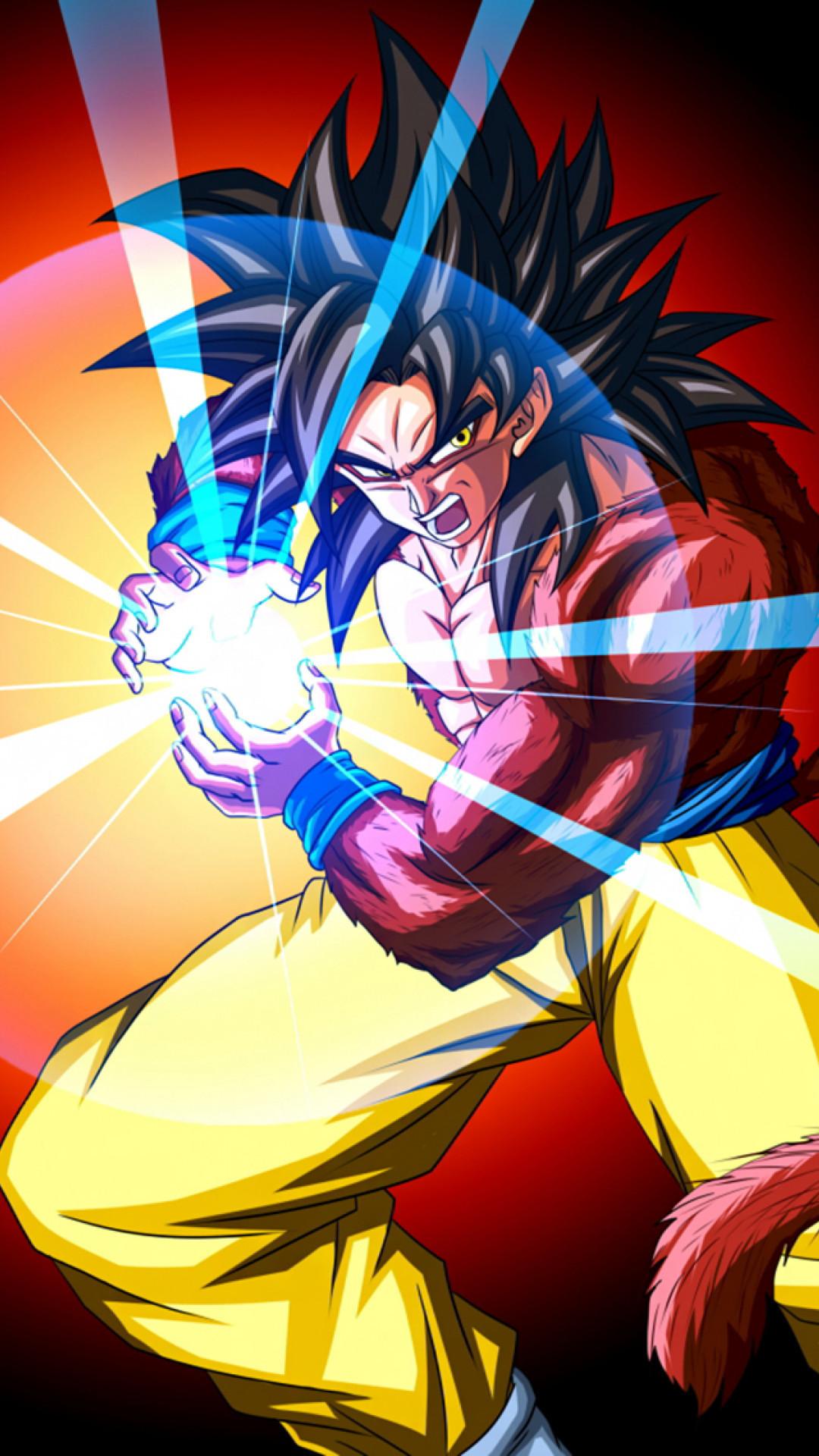 Goku super saiyan 4 wallpaper 66 images - Super saiyan 6 goku pictures ...