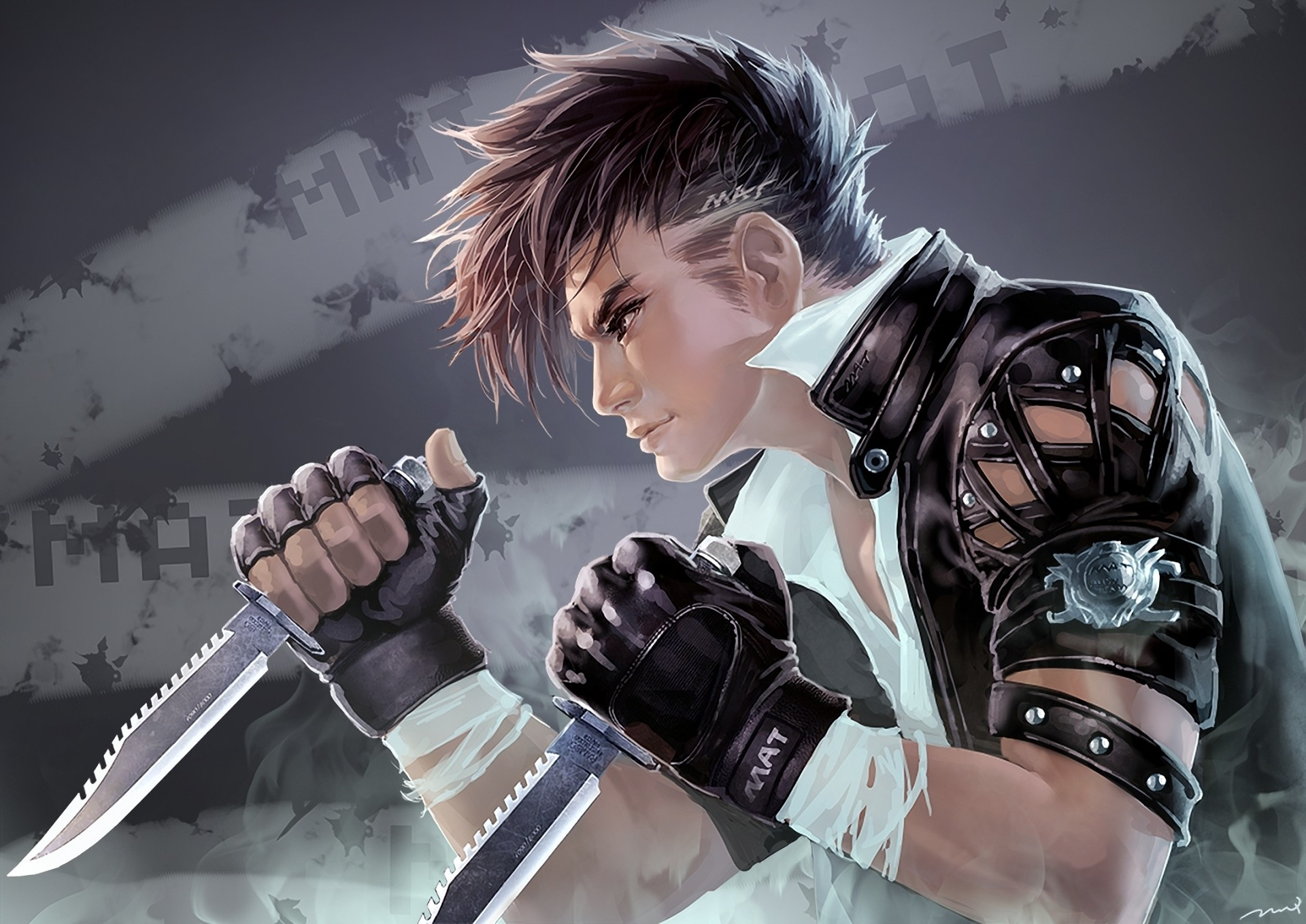Anime Fighting Wallpaper (69+ images)