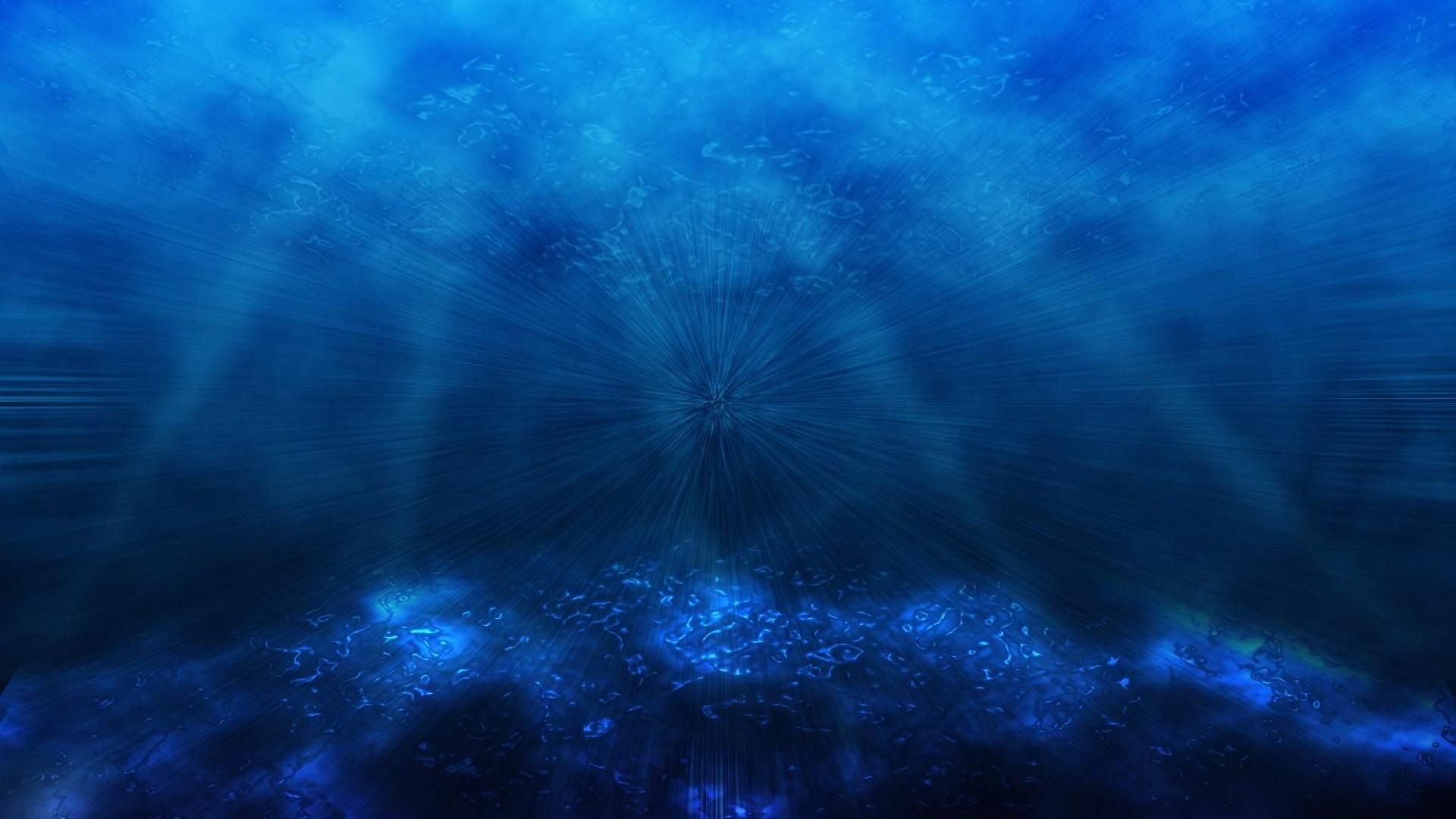 1920x1080 Deep Ocean Wallpaper Free Download.