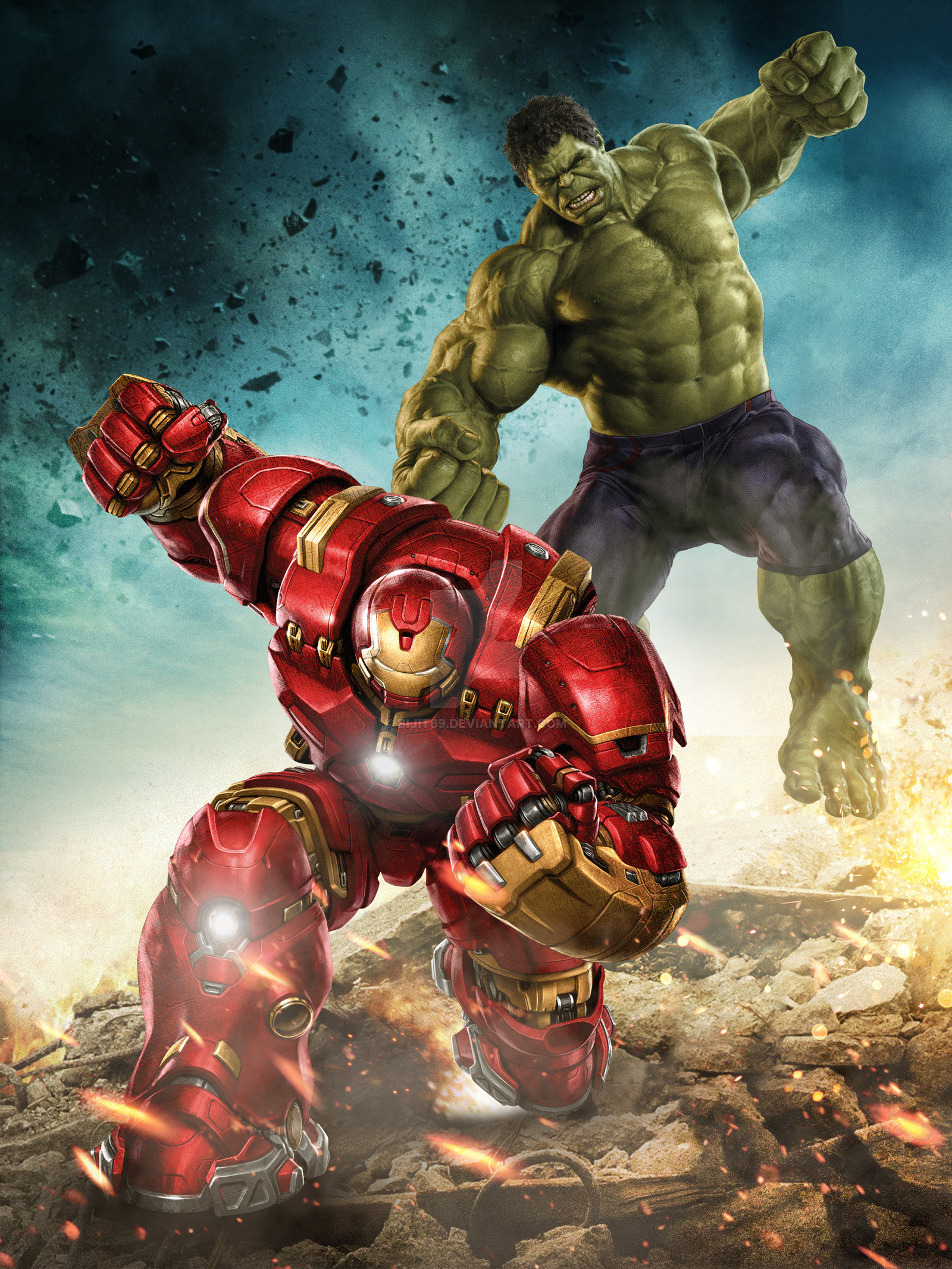 Hd Hulkbuster Wallpaper 74 Images