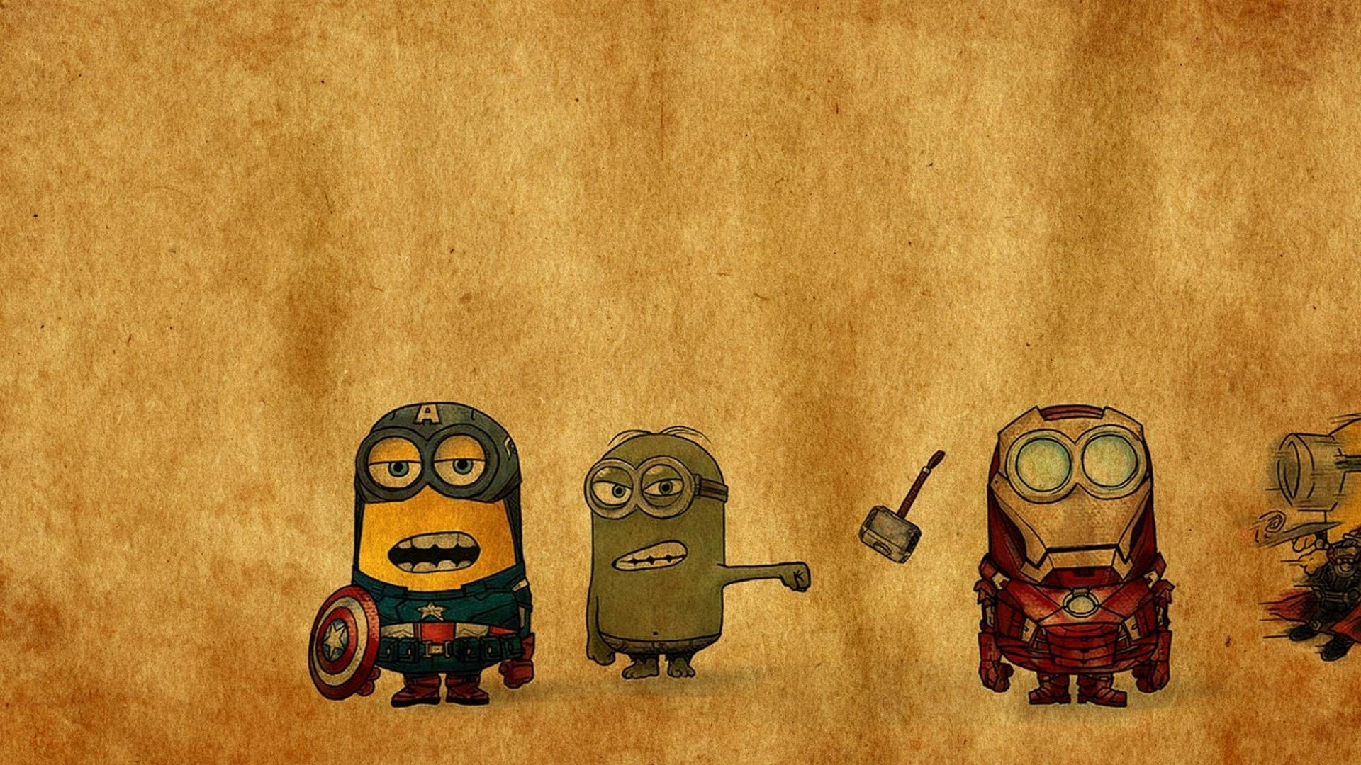 1920x1080 Cute Minion Wallpapers HD for Desktop (20)
