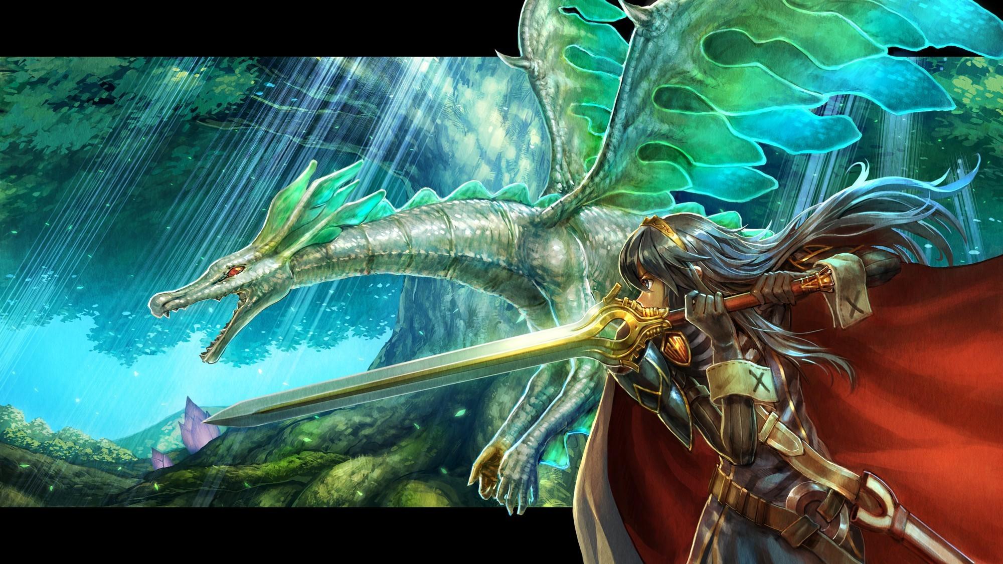 Fire Emblem Desktop Wallpaper: Shadow Dragon Wallpaper (60+ Images