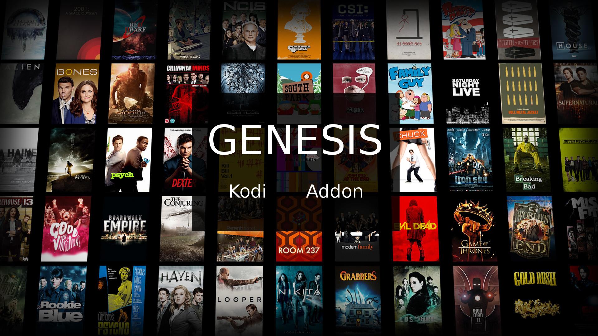 Black entertainment addon kodi