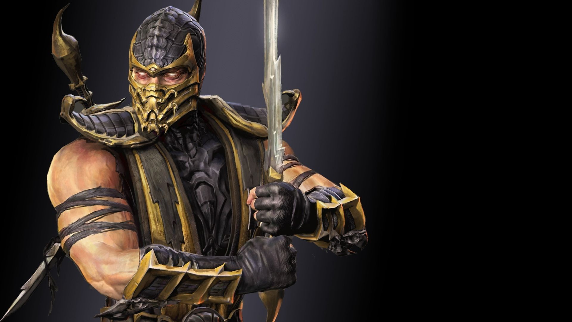 Mortal kombat x scorpion wallpapers 74 images - Mortal kombat scorpion wallpaper ...