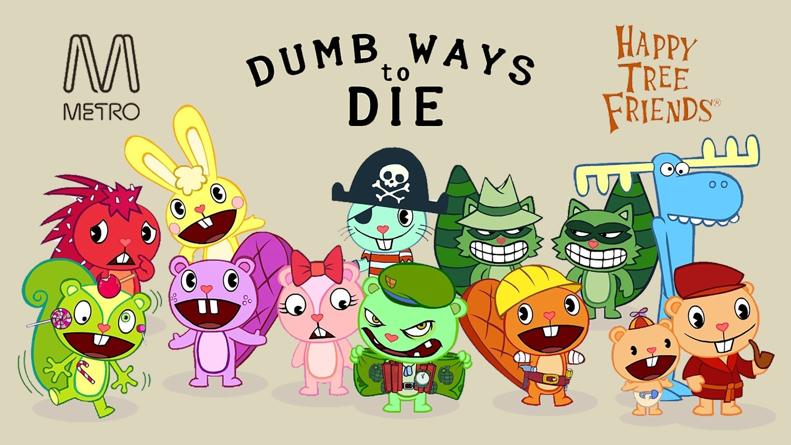 2560x1440 Dumb Ways to Die Wallpaper (81+ images)