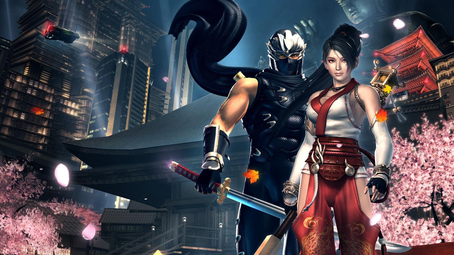 15 Ninja Gaiden Desktop Wallpapers Wppsource