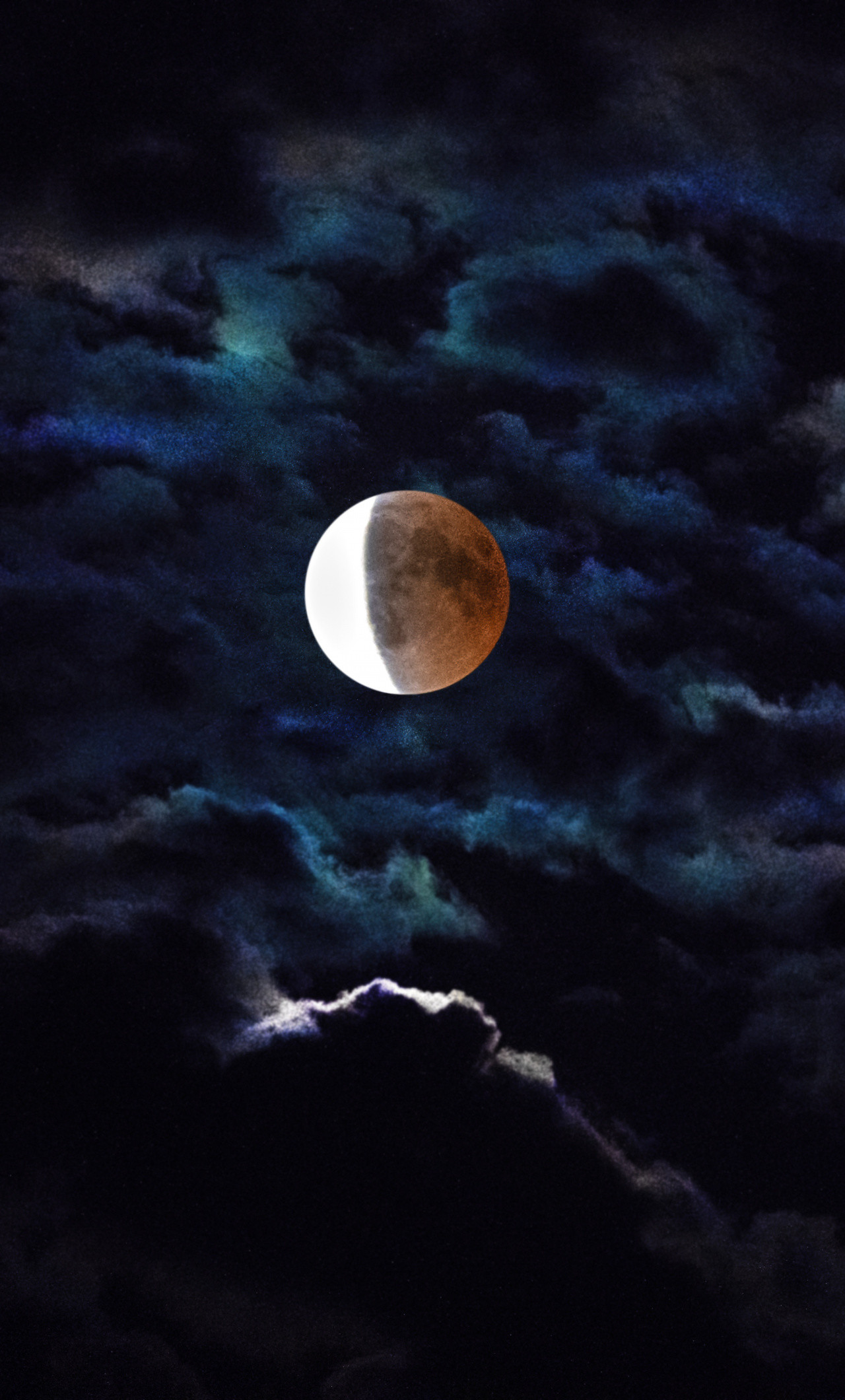 Blood Moon Wallpaper Iphone 70 Images