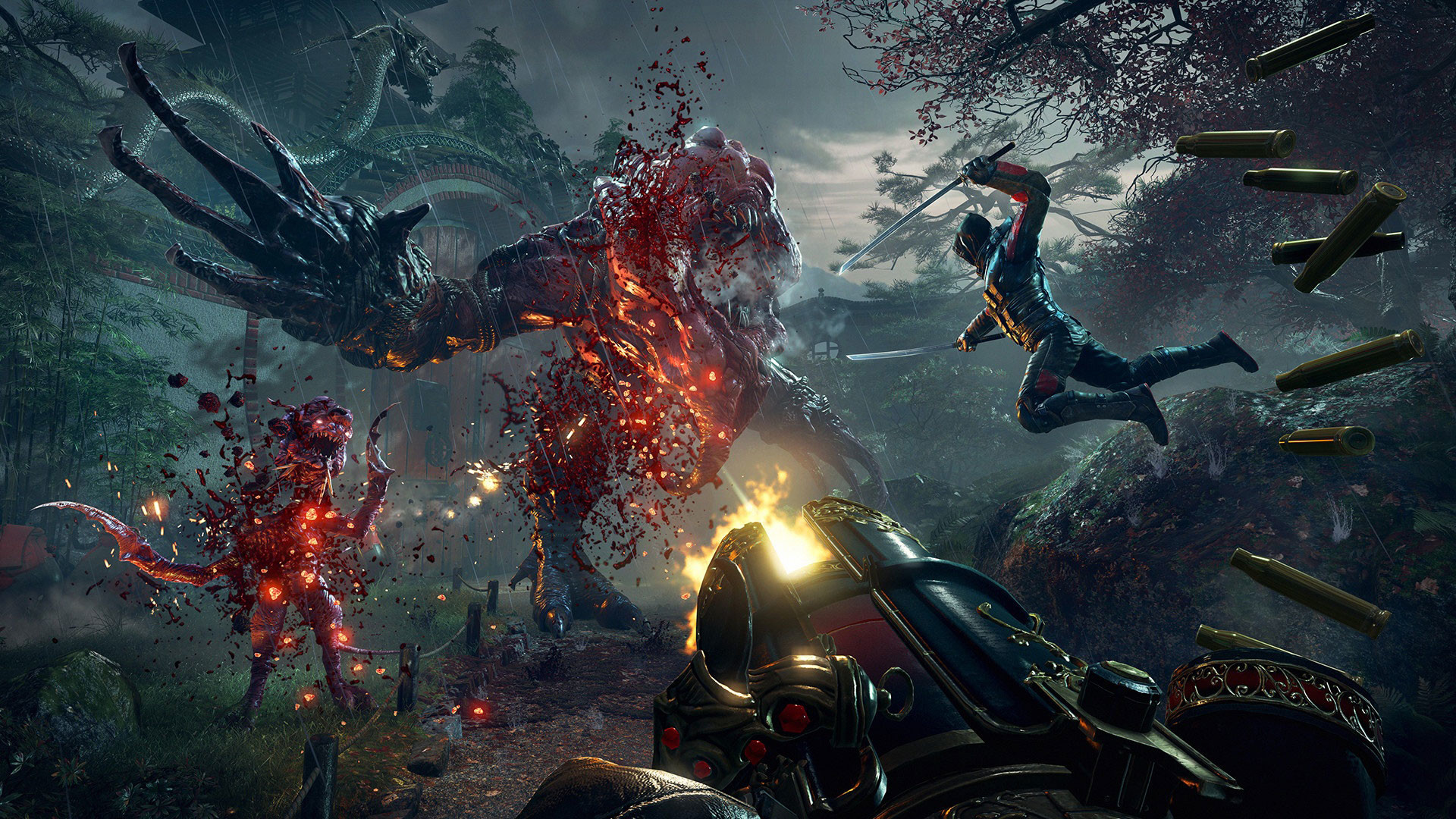 1920x1080 Shadow Warrior 2 4K Wallpaper | Shadow Warrior 2 1080p Wallpaper ...