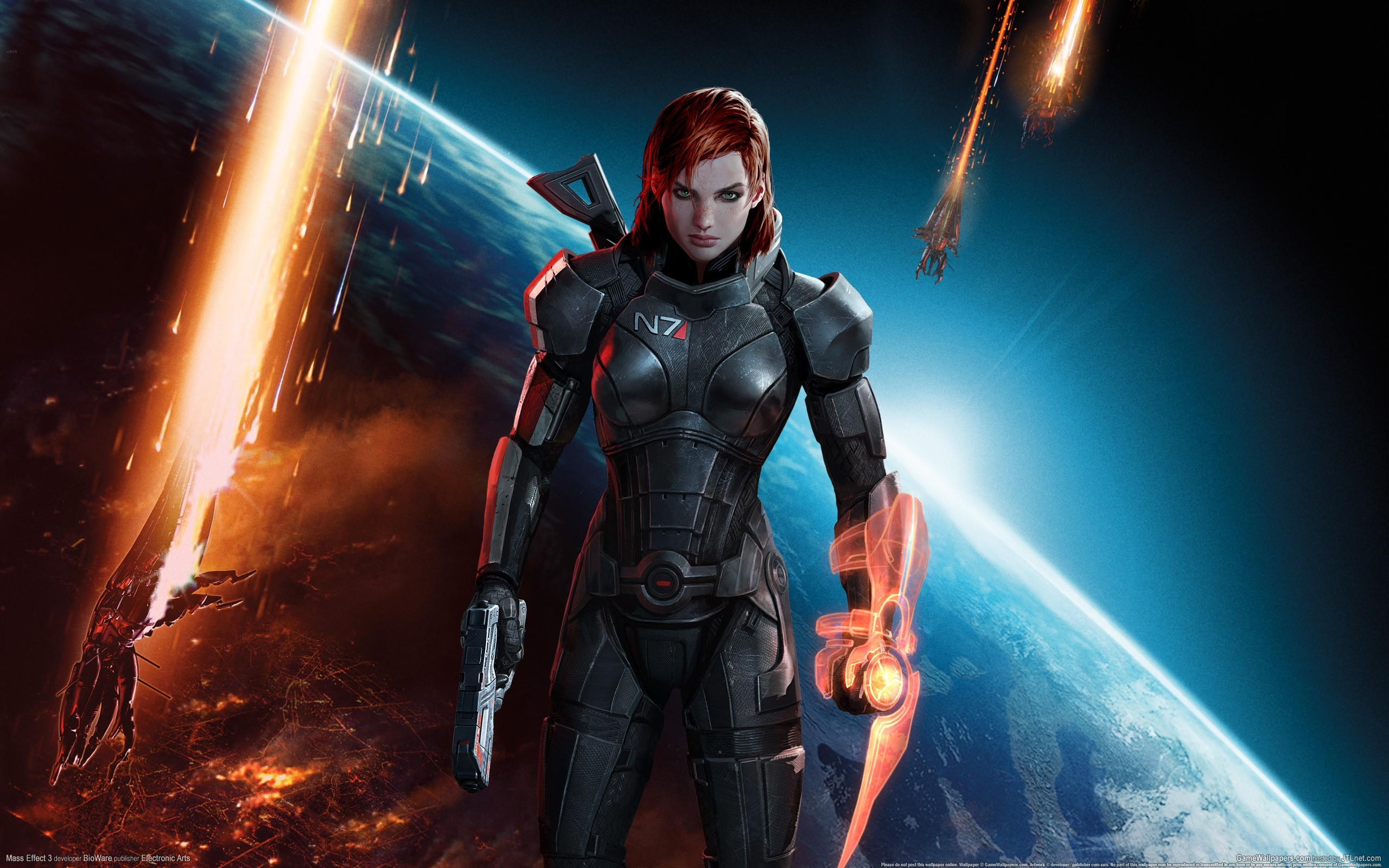 Mass Effect 3 Wallpaper 89 Images
