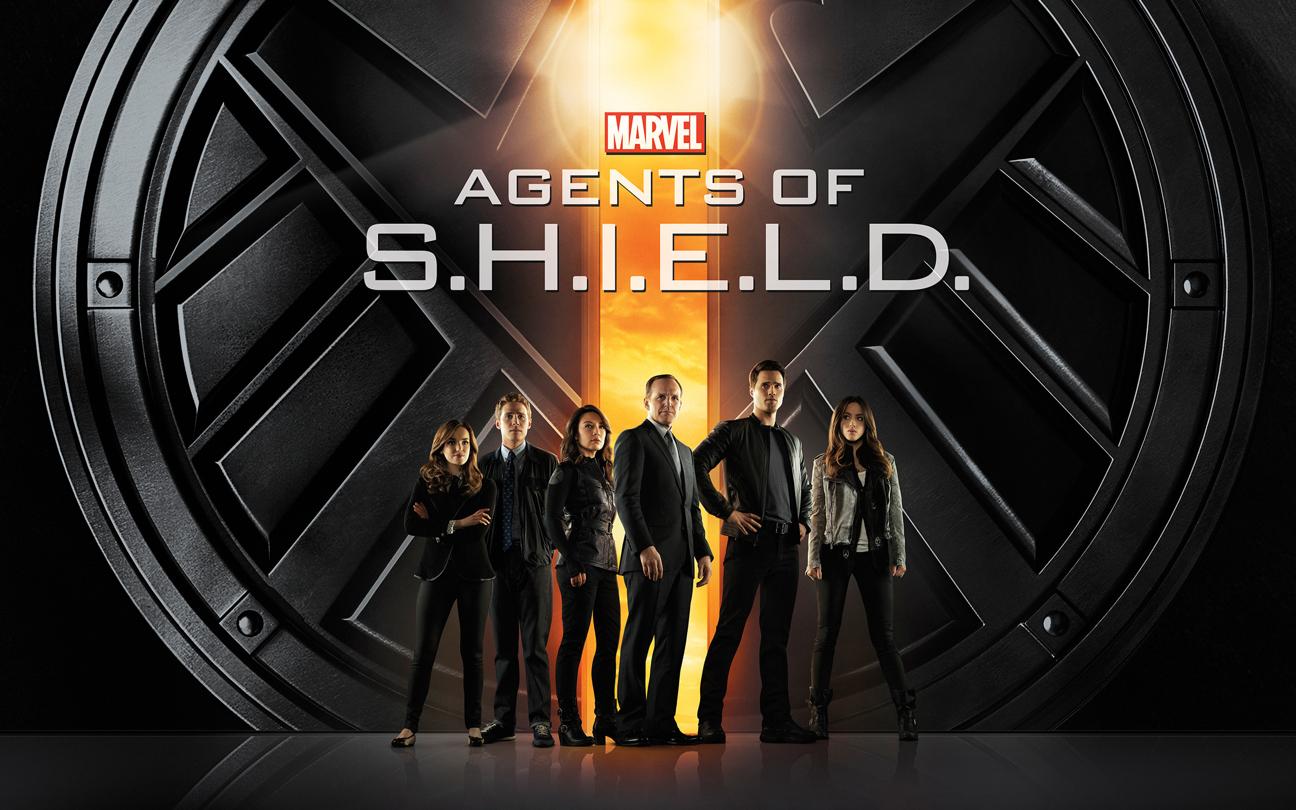 2560x1600 Agents of SHIELD