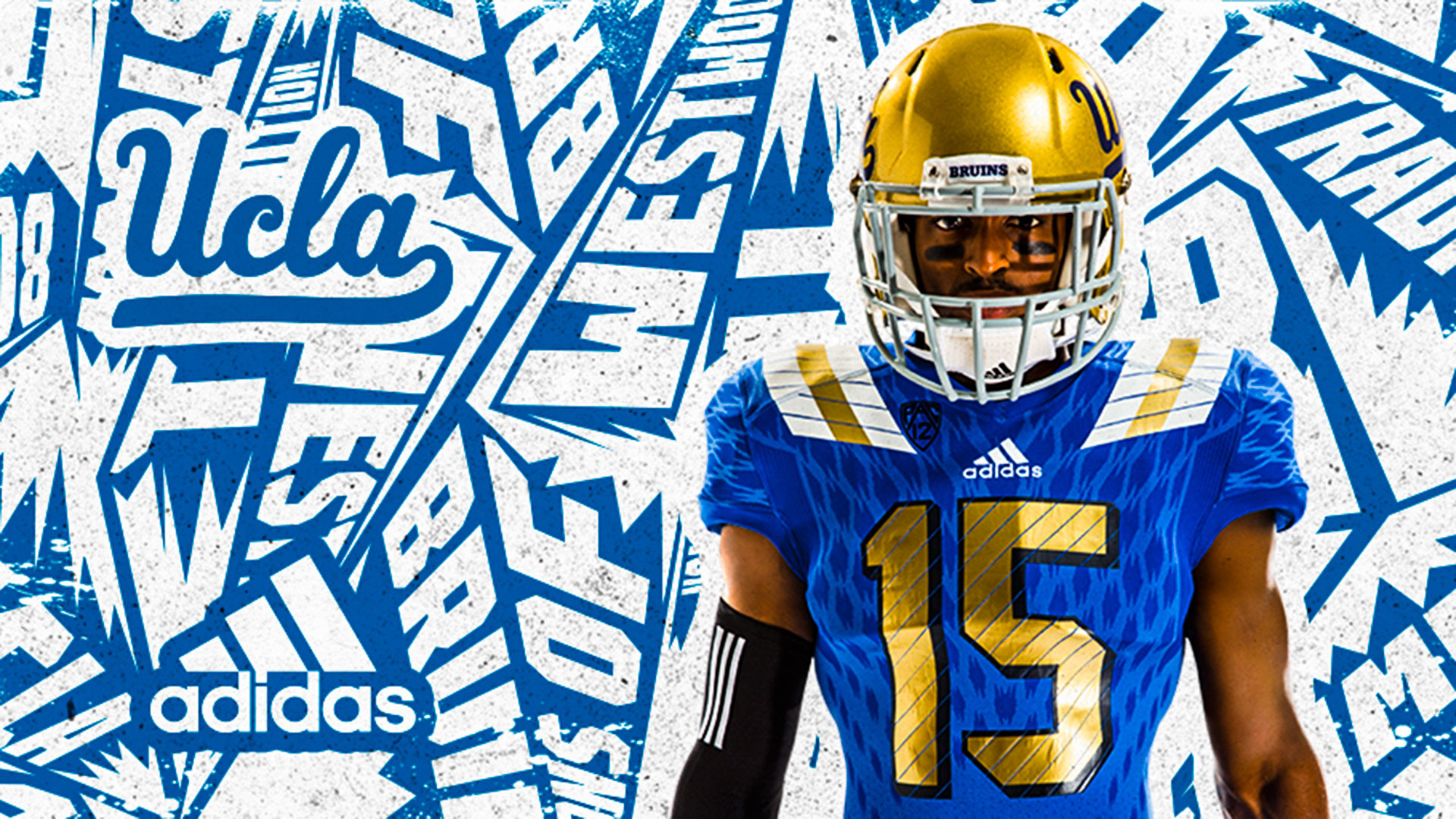 1920x1080 UCLA, adidas unveil new Bruins Primeknit core uniforms for Sept. 5 opener |  Sporting News
