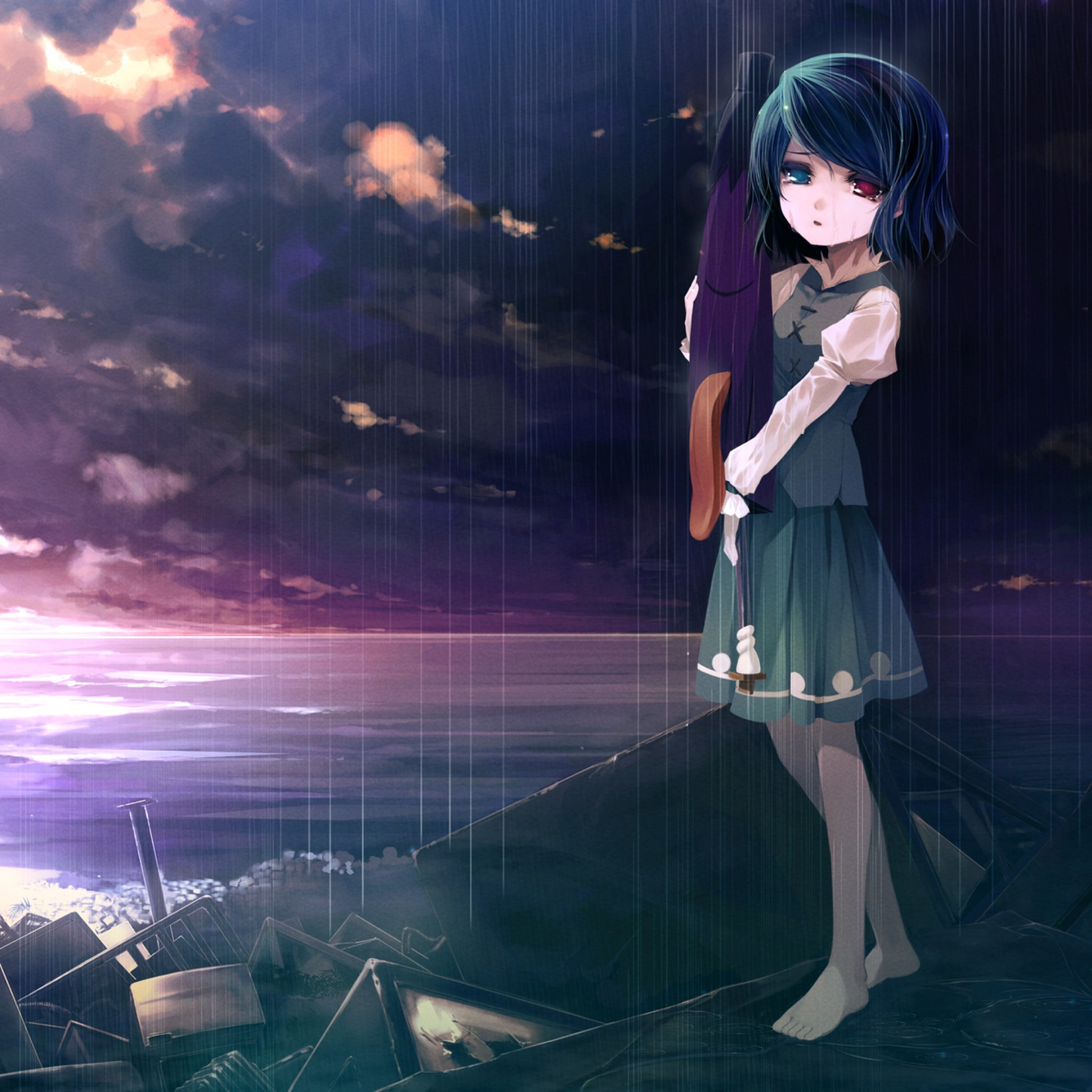 Sad Anime Wallpaper (64+ Images
