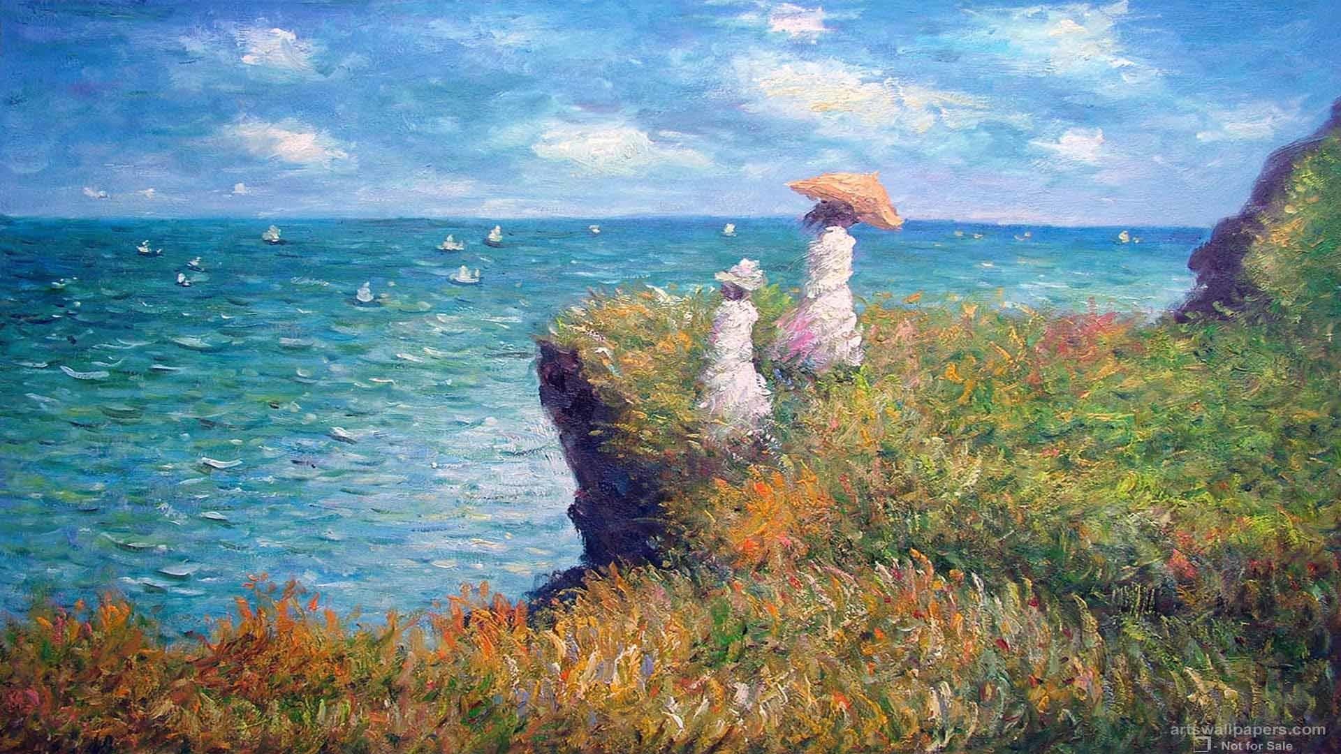 Hd Monet Wallpaper 41 Images