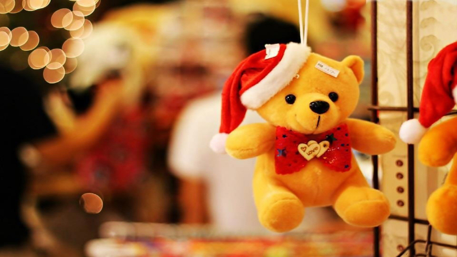 Christmas Teddy Bear Wallpaper: Cute Teddy Bears Wallpapers (59+ Images