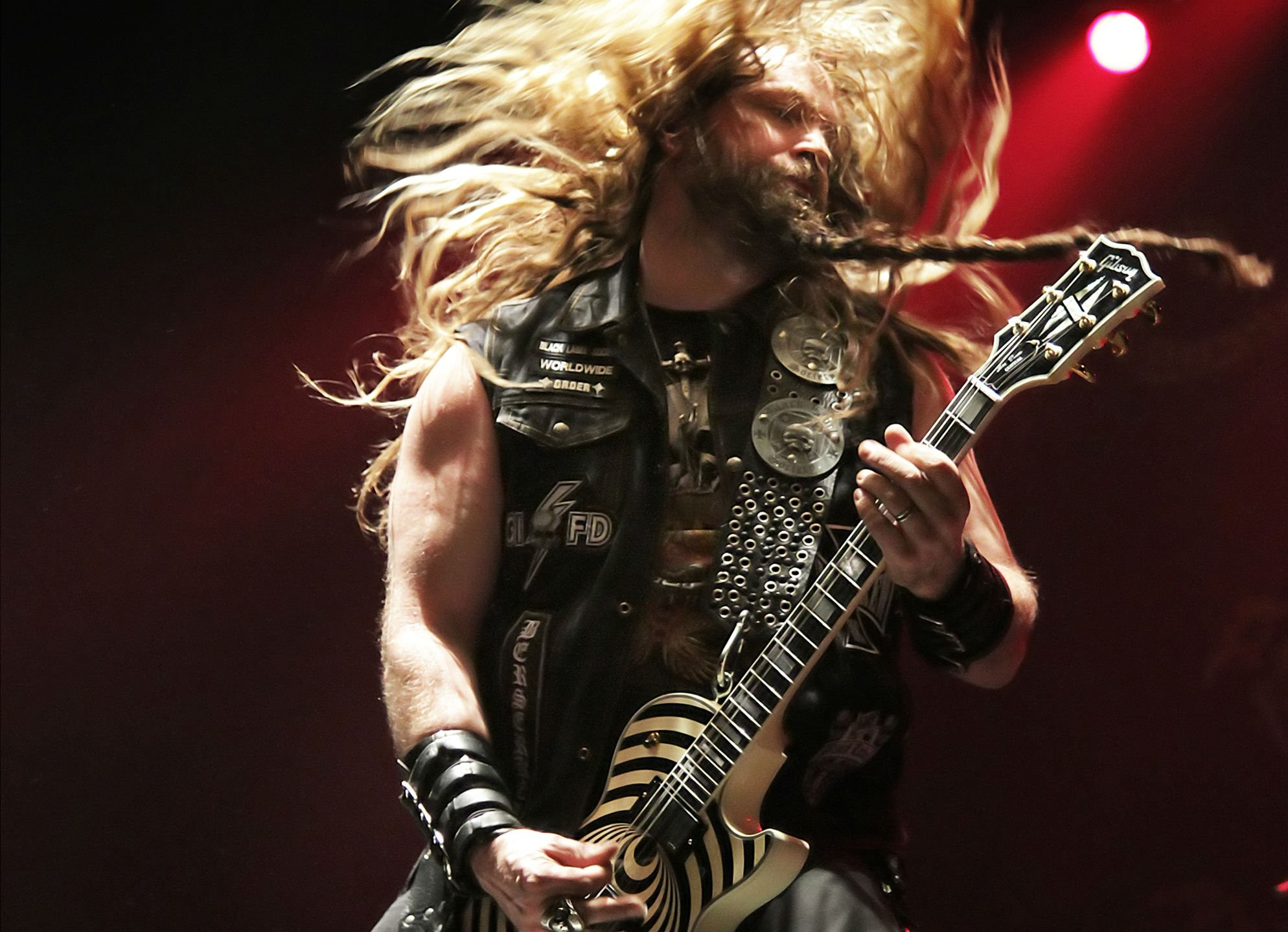 1988x1439 ZAKK WYLDE Black Label Society Zakk Wylde Ozzy guitar heavy metal wallpaper  |  | 917657 | WallpaperUP