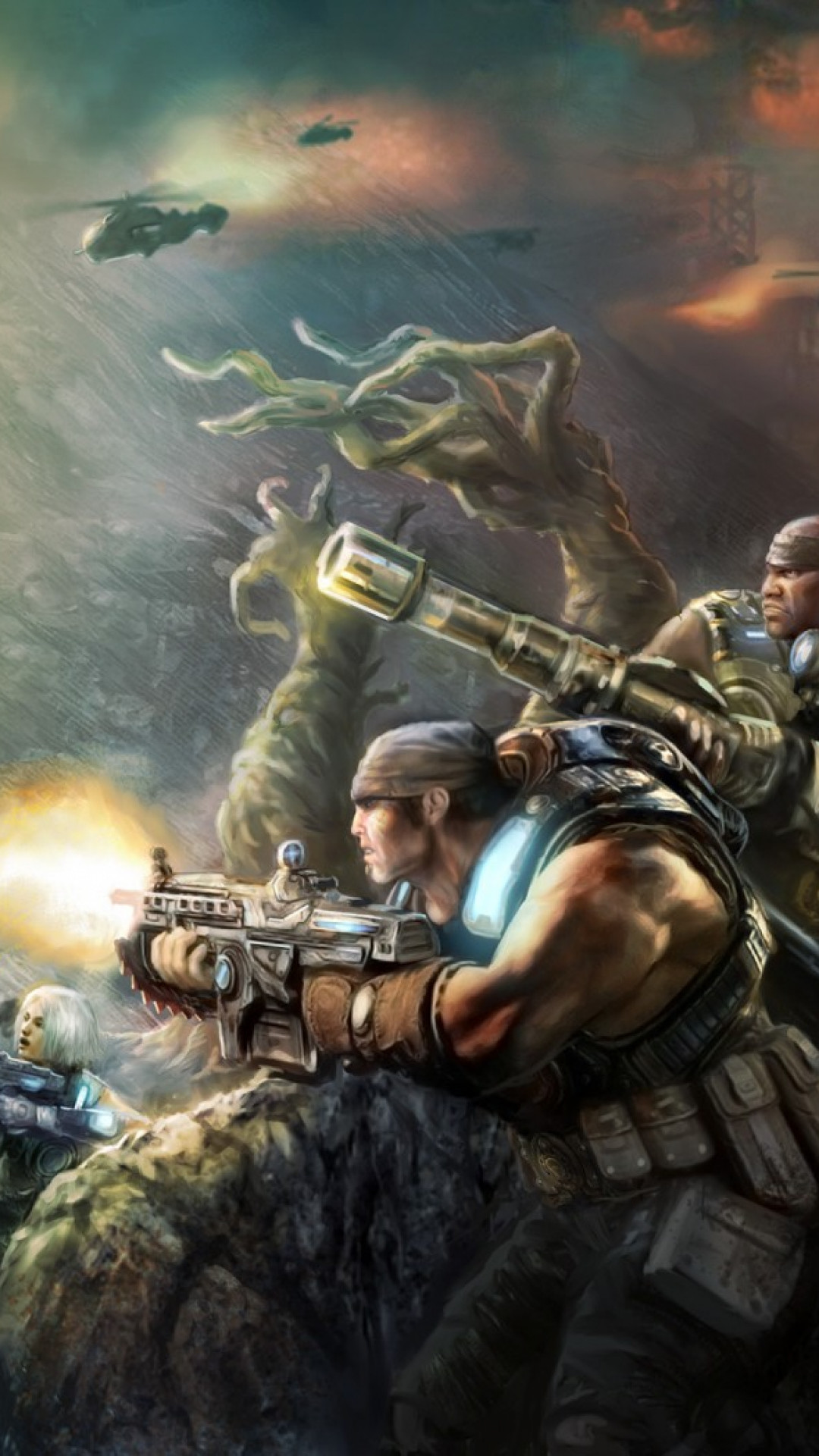 Gears of War Judgement Wallpaper (74+ images)
