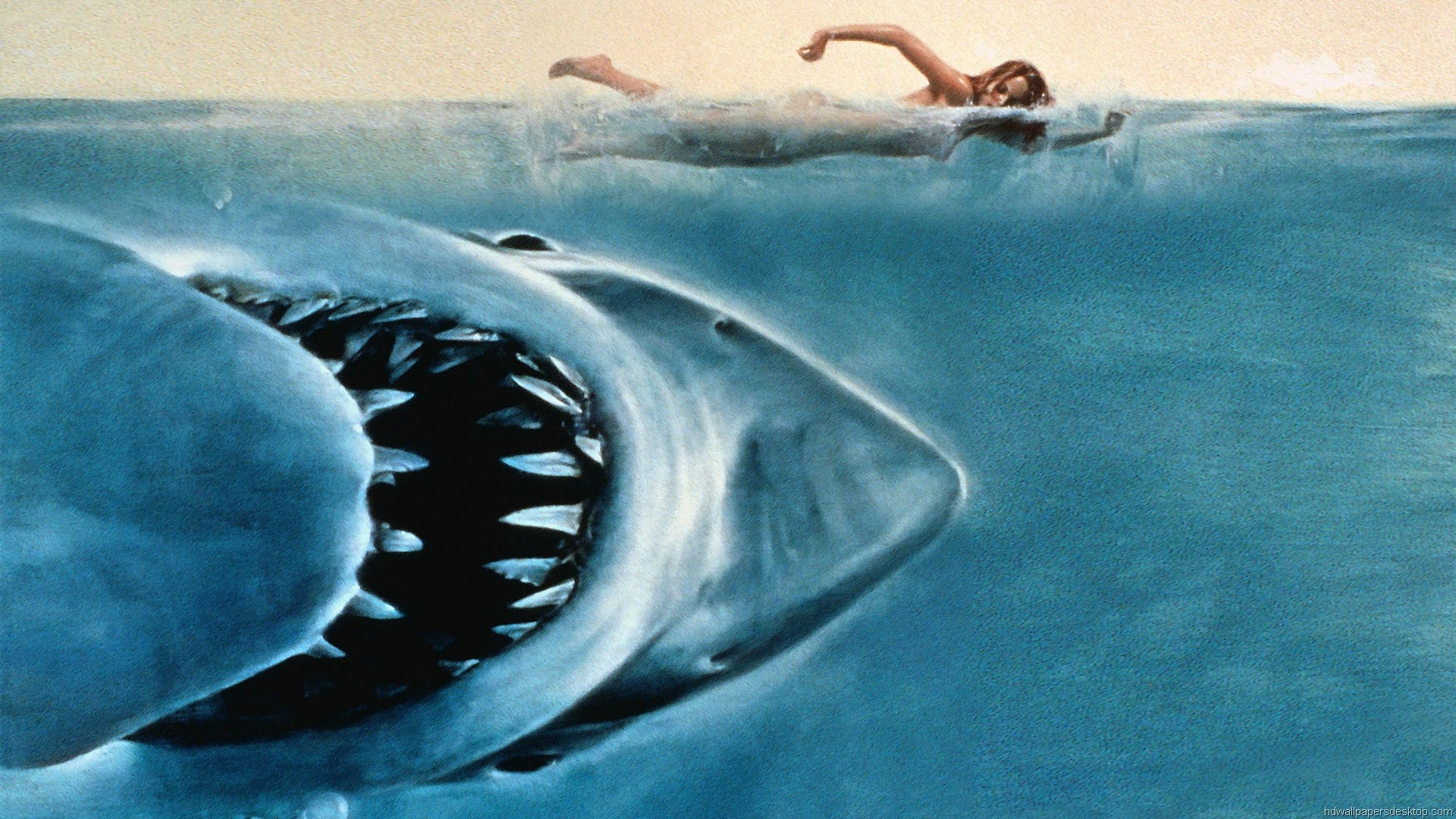 1920x1080 Jaws Wallpaper, HD, Movie Wallpaper, Full HD 1080p,