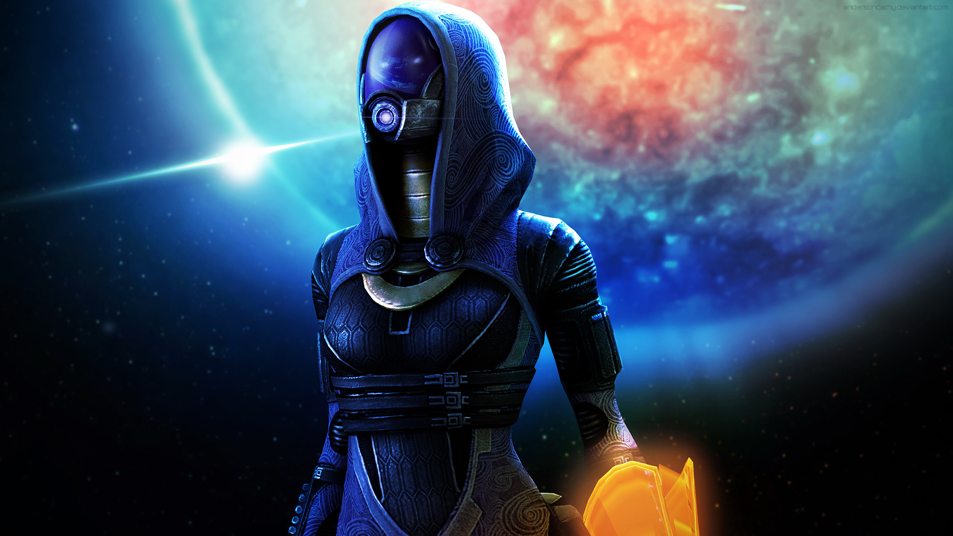 Mass Effect Tali Wallpaper 86 Images