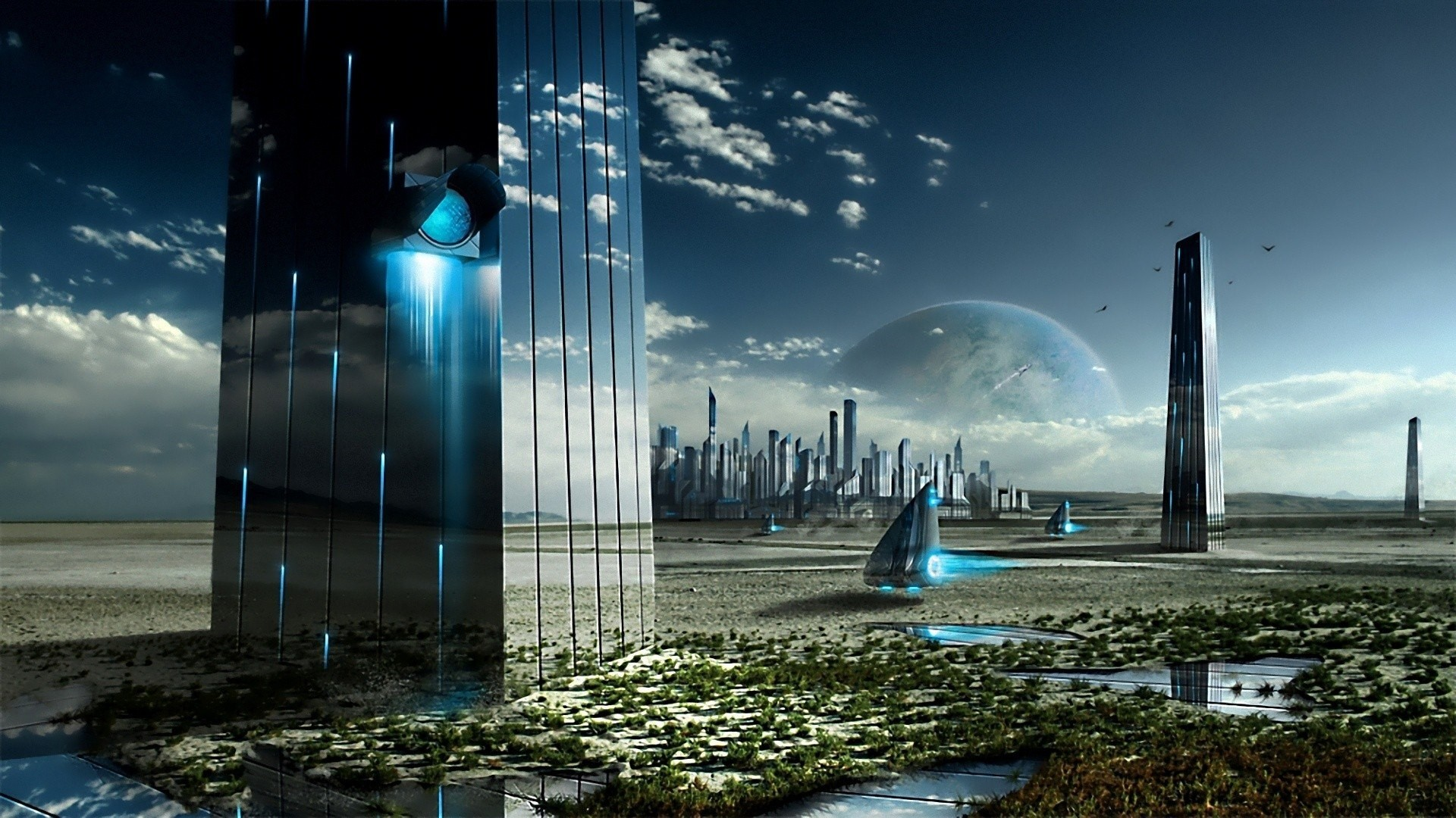 Sci Fi Wallpaper 71 Images