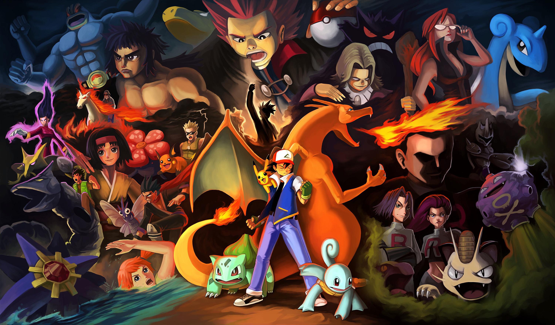 Pokemon 4K Wallpaper (57+ images)