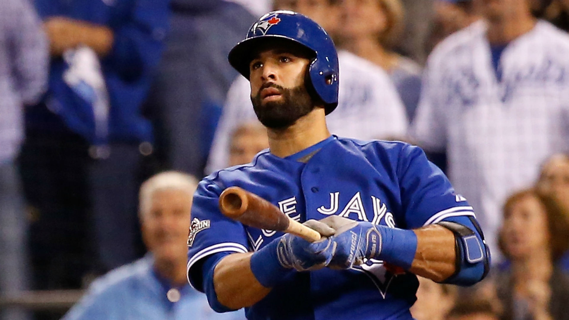 1920x1080 Jose Bautista on Blue Jays contract: 'I don't believe in hometown  discounts' | MLB | Sporting News
