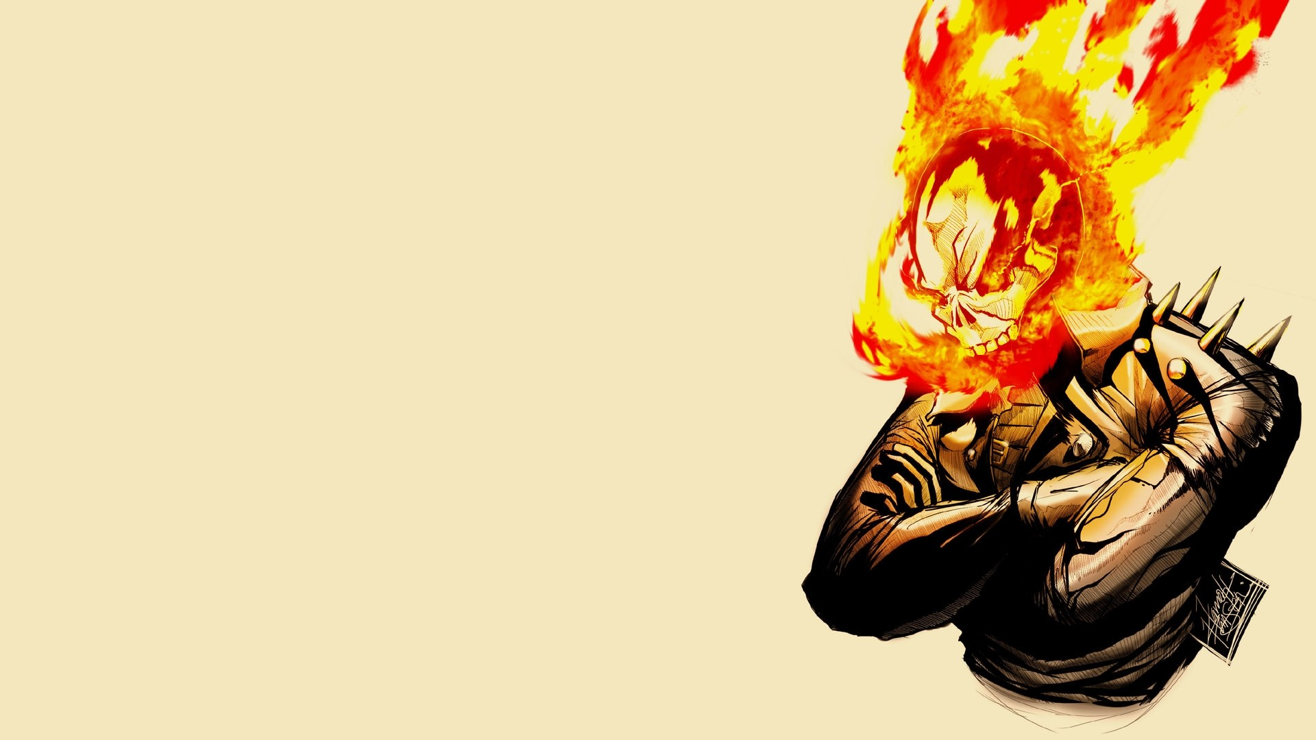 ghost rider 2 wallpaper mobile