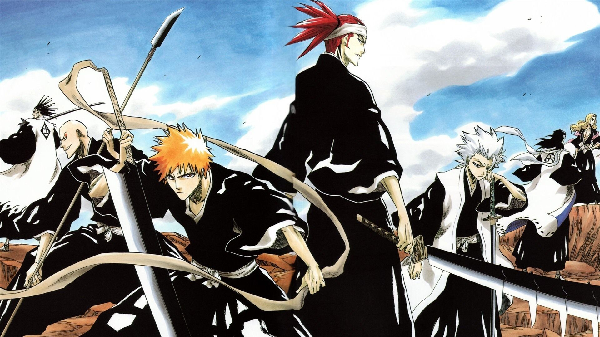 Bleach Hd Wallpapers 73 Images