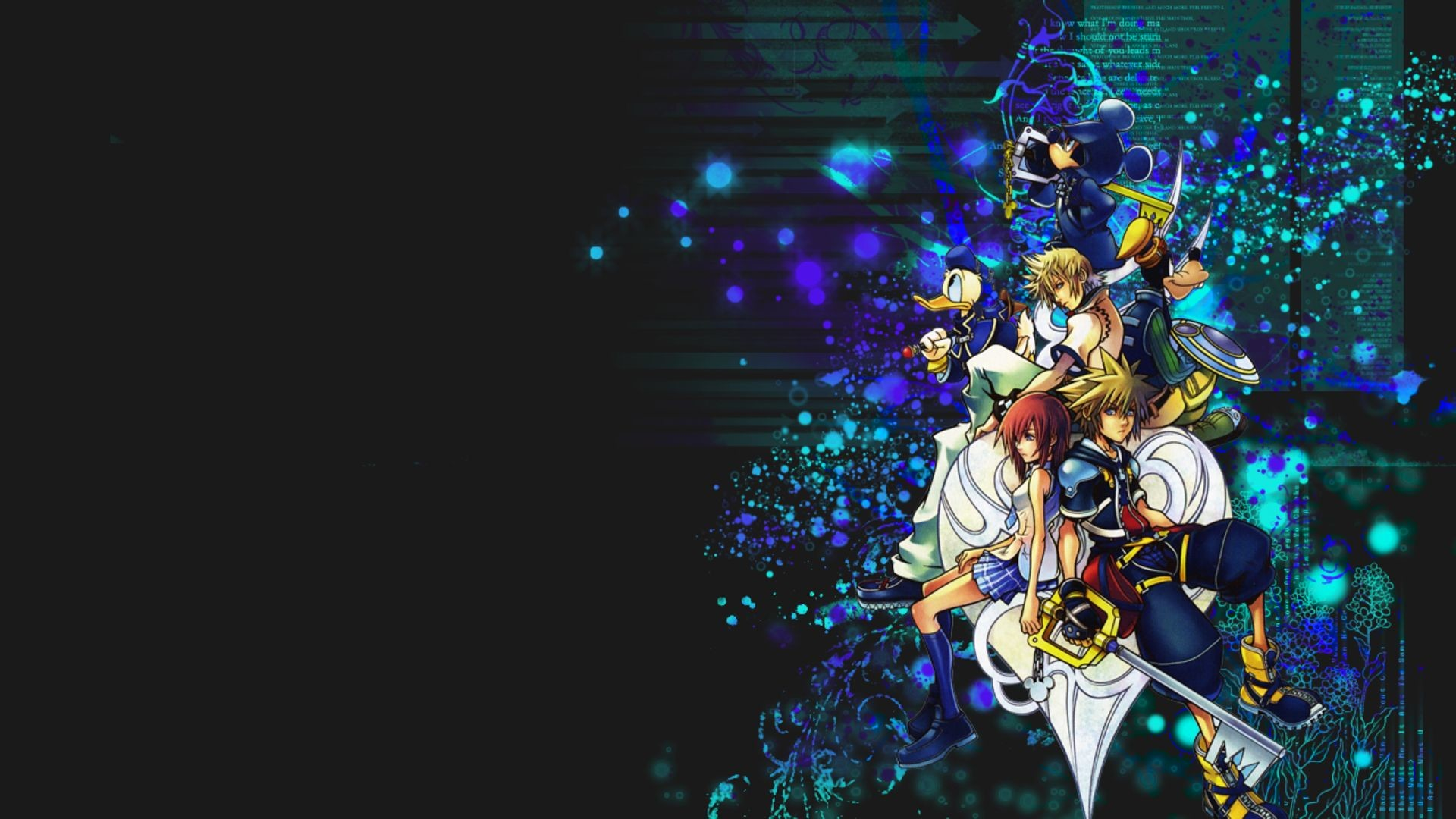 "1920x1080 964x1446 iPhone Wallpapers - Kingdom Hearts Insider"">"