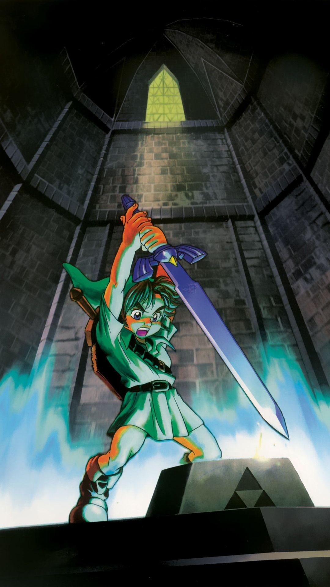 Master Sword Wallpaper 72 Images