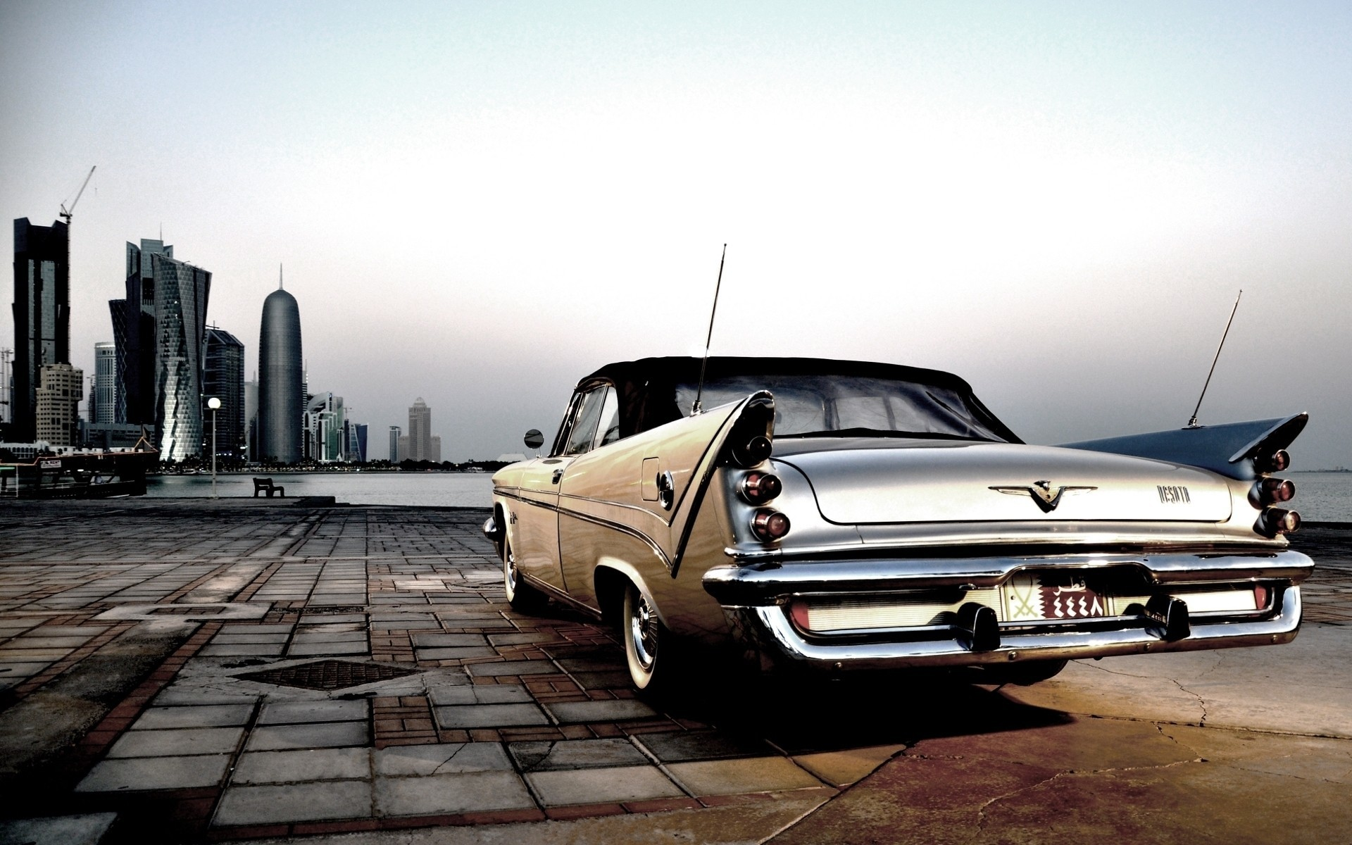 Old Classic Cars Wallpaper (67+ Images