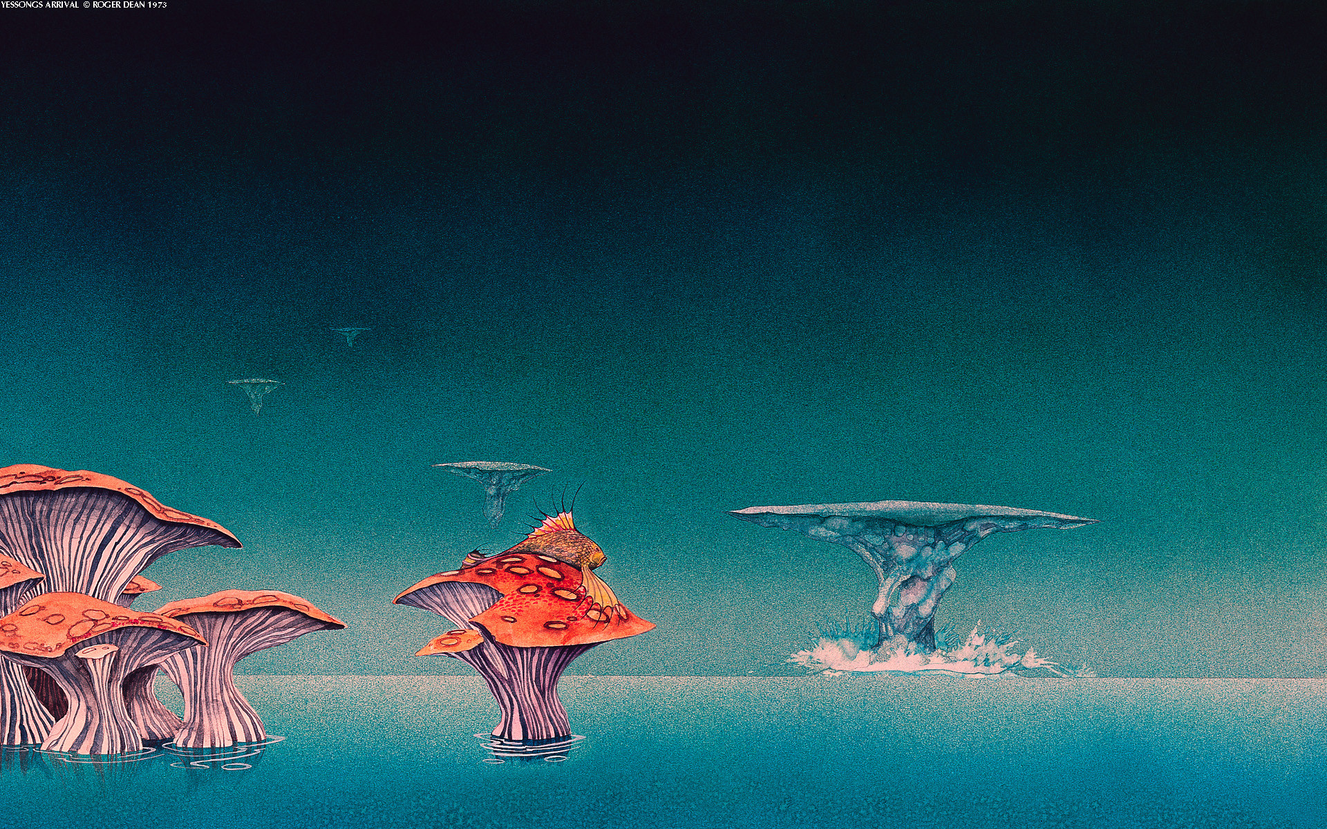 1920x1200 chanarchive.org | Roger Dean artwork | archived from 4chan /wg/ - Wallpapers