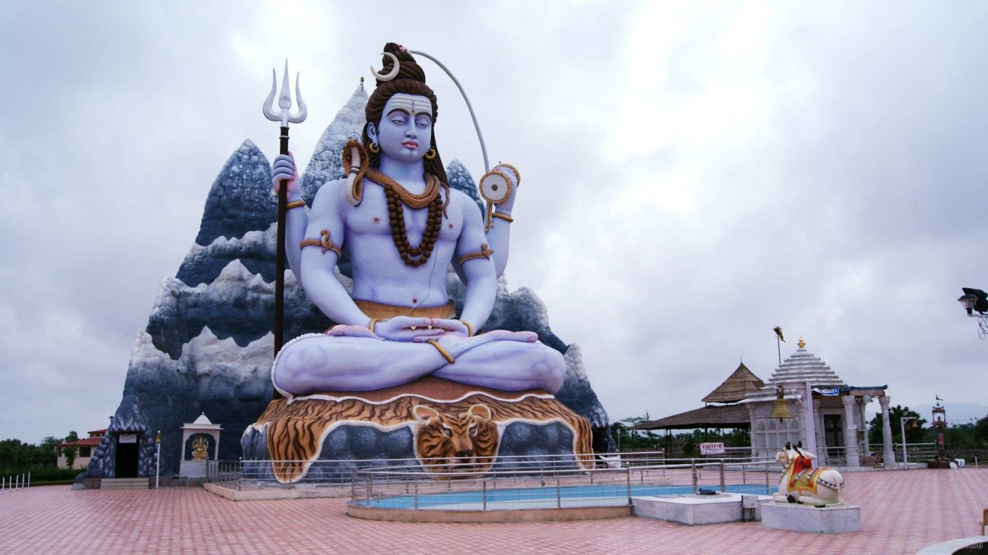 1920x1080 Lord Shiva Wallpapers Hd