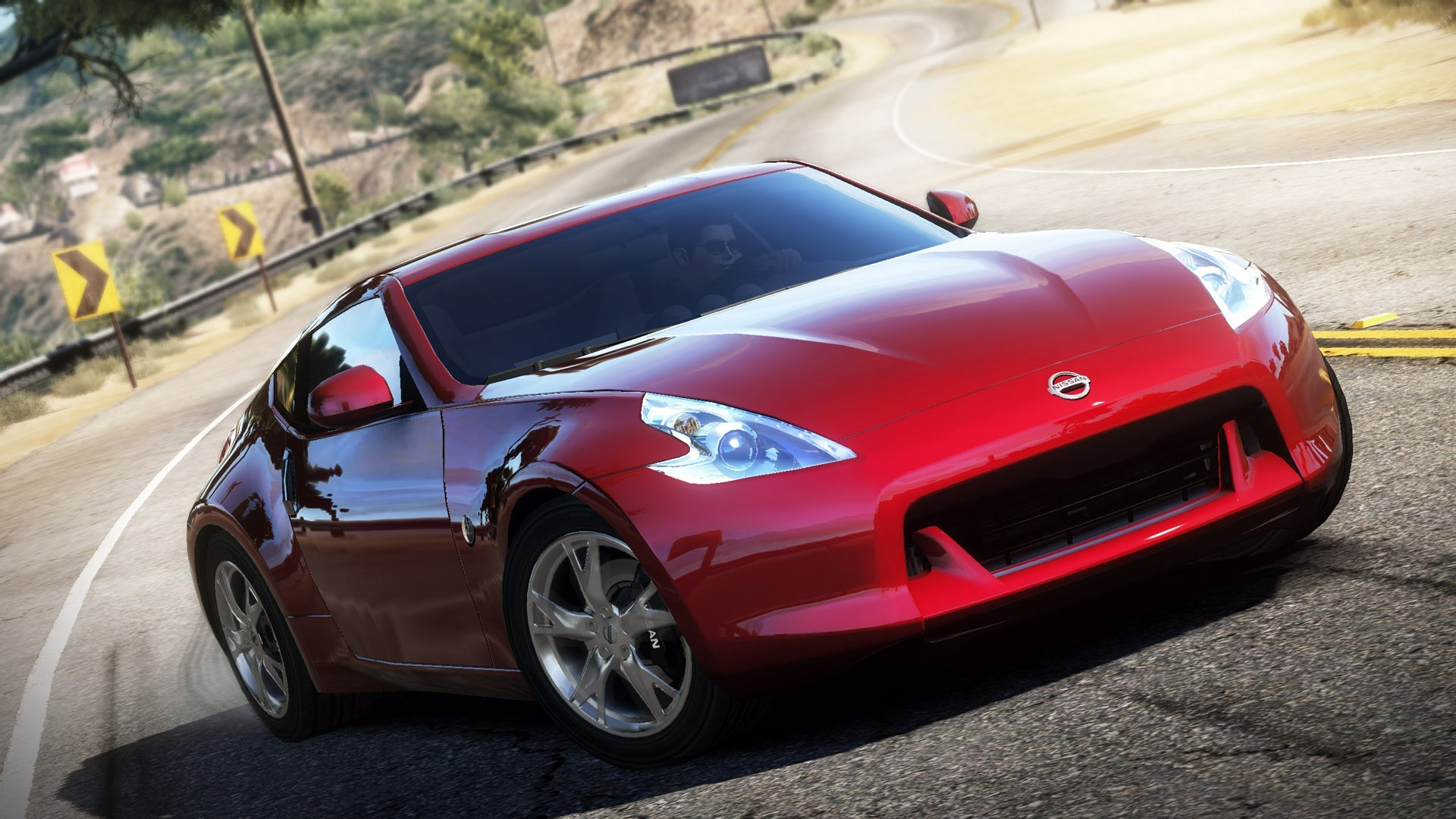 1920x1080 ... Nissan 370z Wallpaper 1080p #156