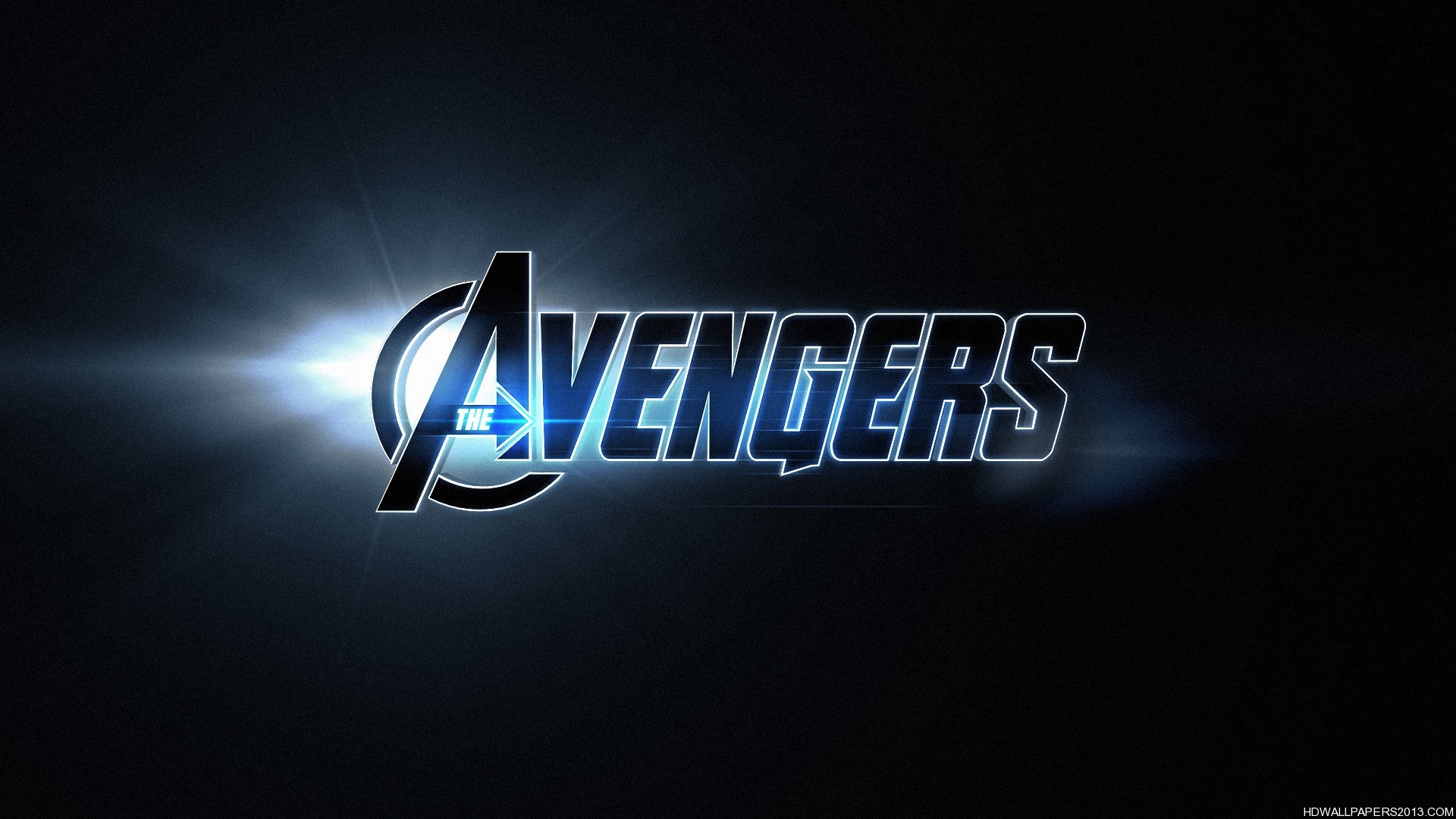 1920x1080 The Avengers Logo Wallpaper