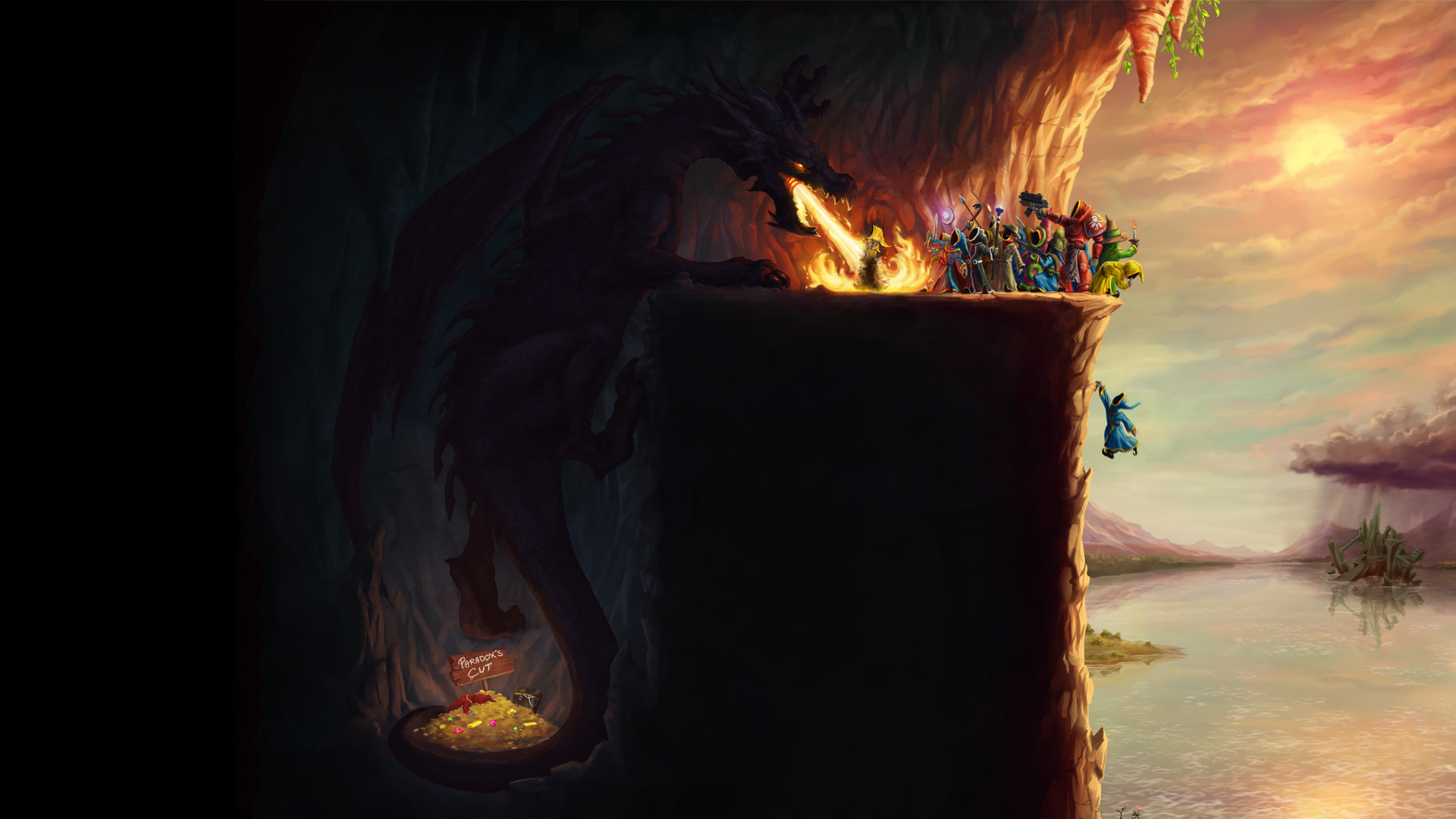 fire mage wallpaper (71+ images)
