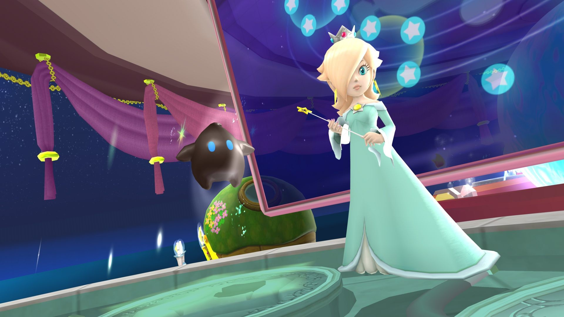 1920x1080 Princess Rosalina wallpaper - 1273675