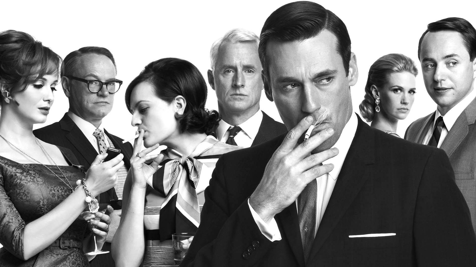 1920x1080 Mad Men, Smoking, Don Draper Wallpapers HD / Desktop and Mobile Backgrounds