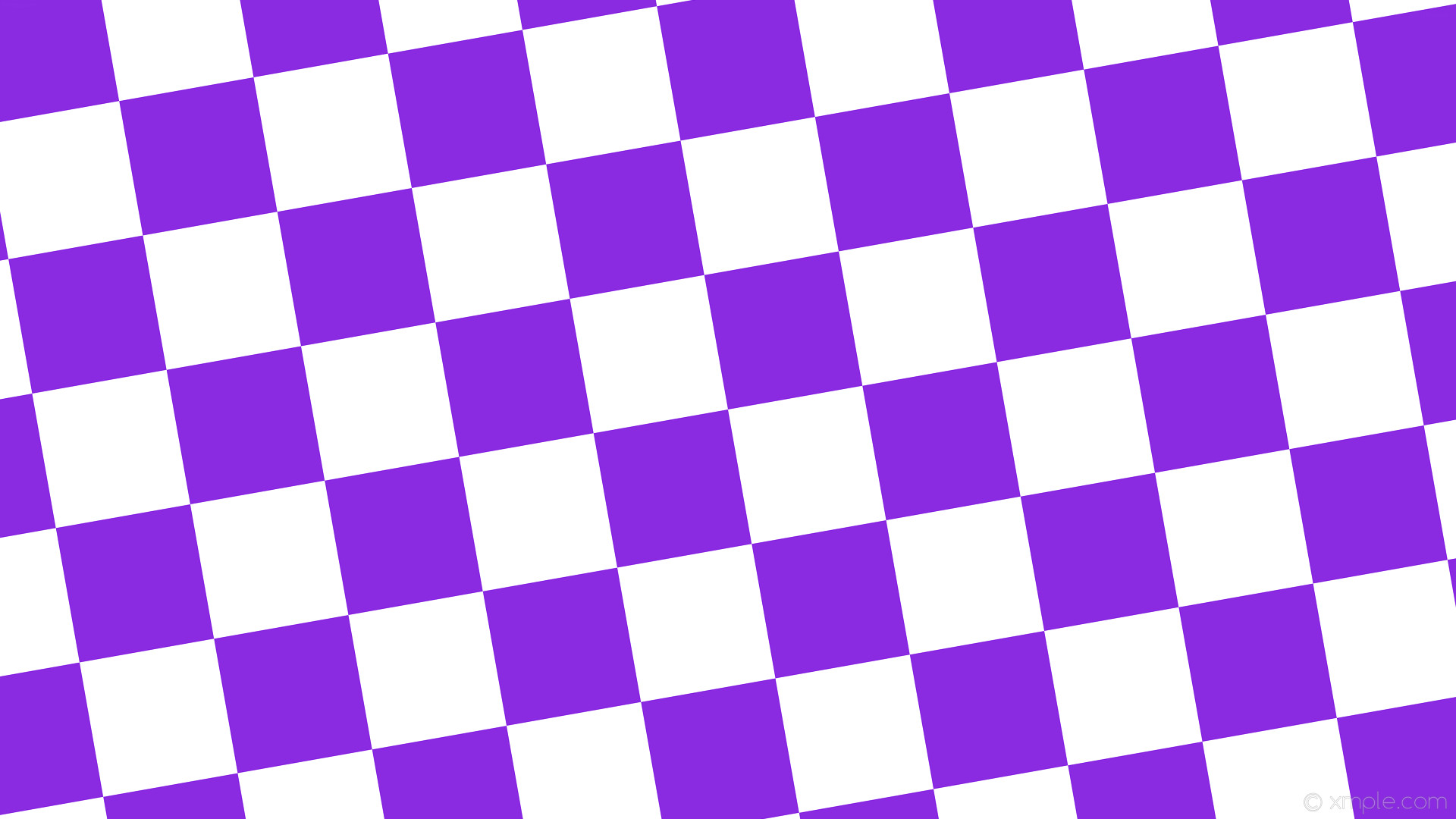 Black and purple checkered background