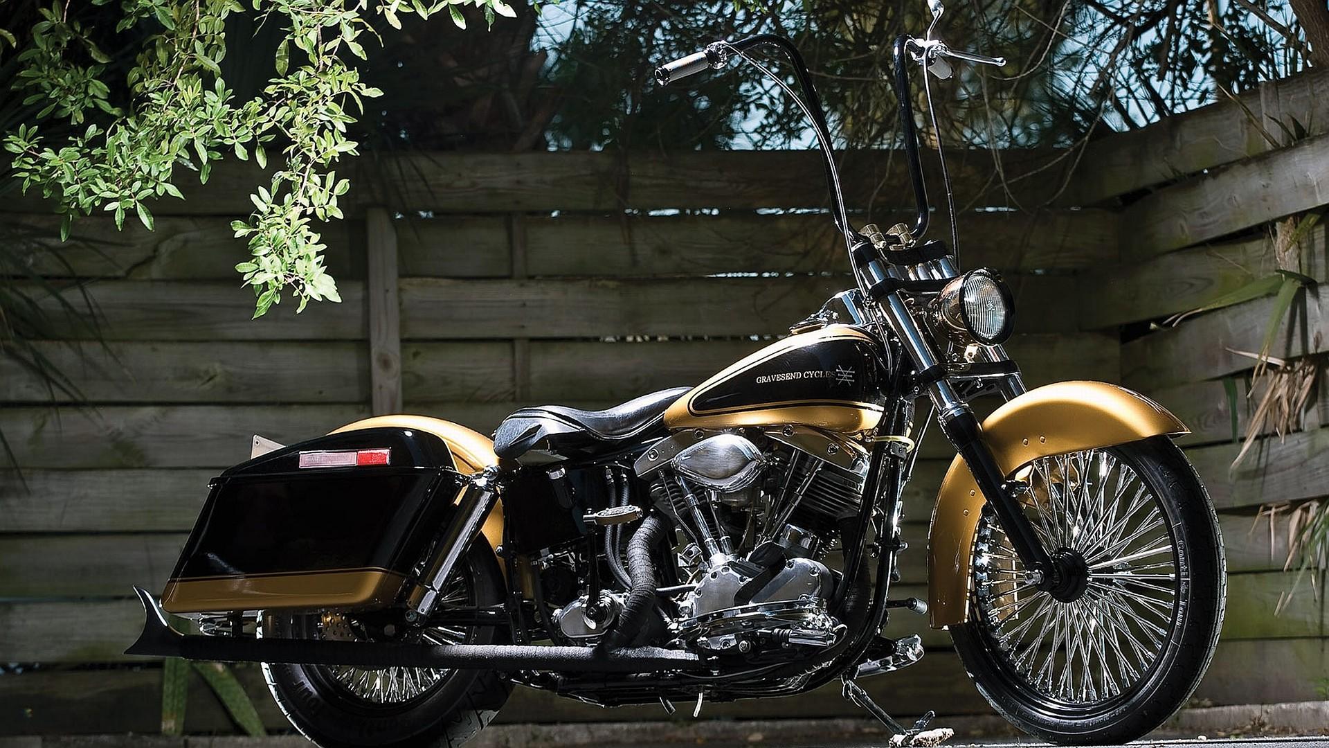 Hd Harley Davidson Wallpapers 77 Images