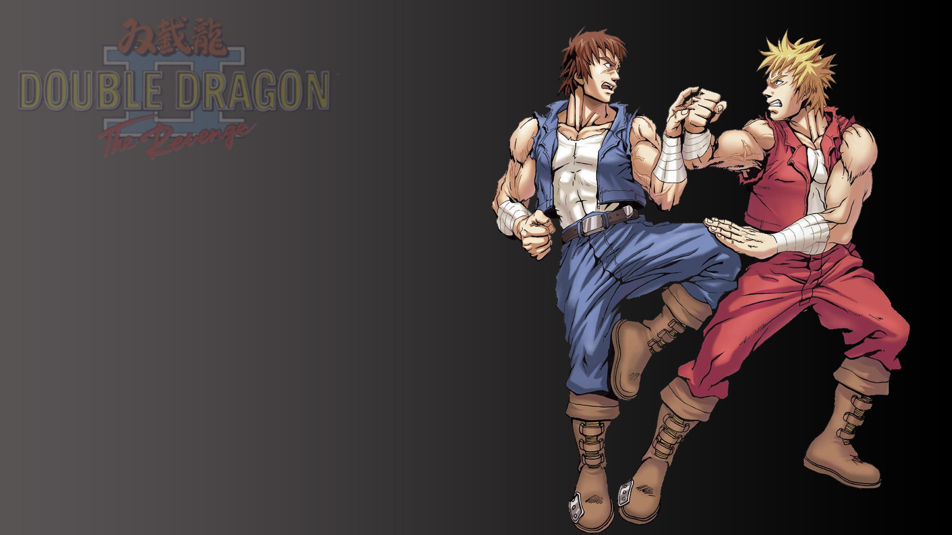 Double Dragon Wallpaper 72 Images