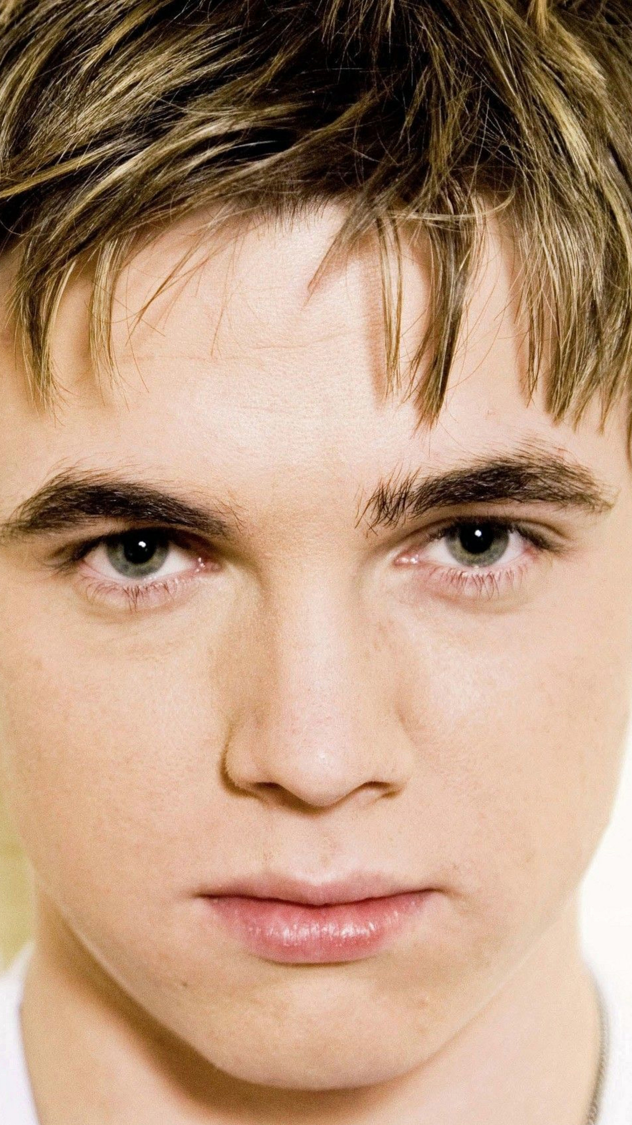 2160x3840  Wallpaper jesse mccartney, actor, face, look