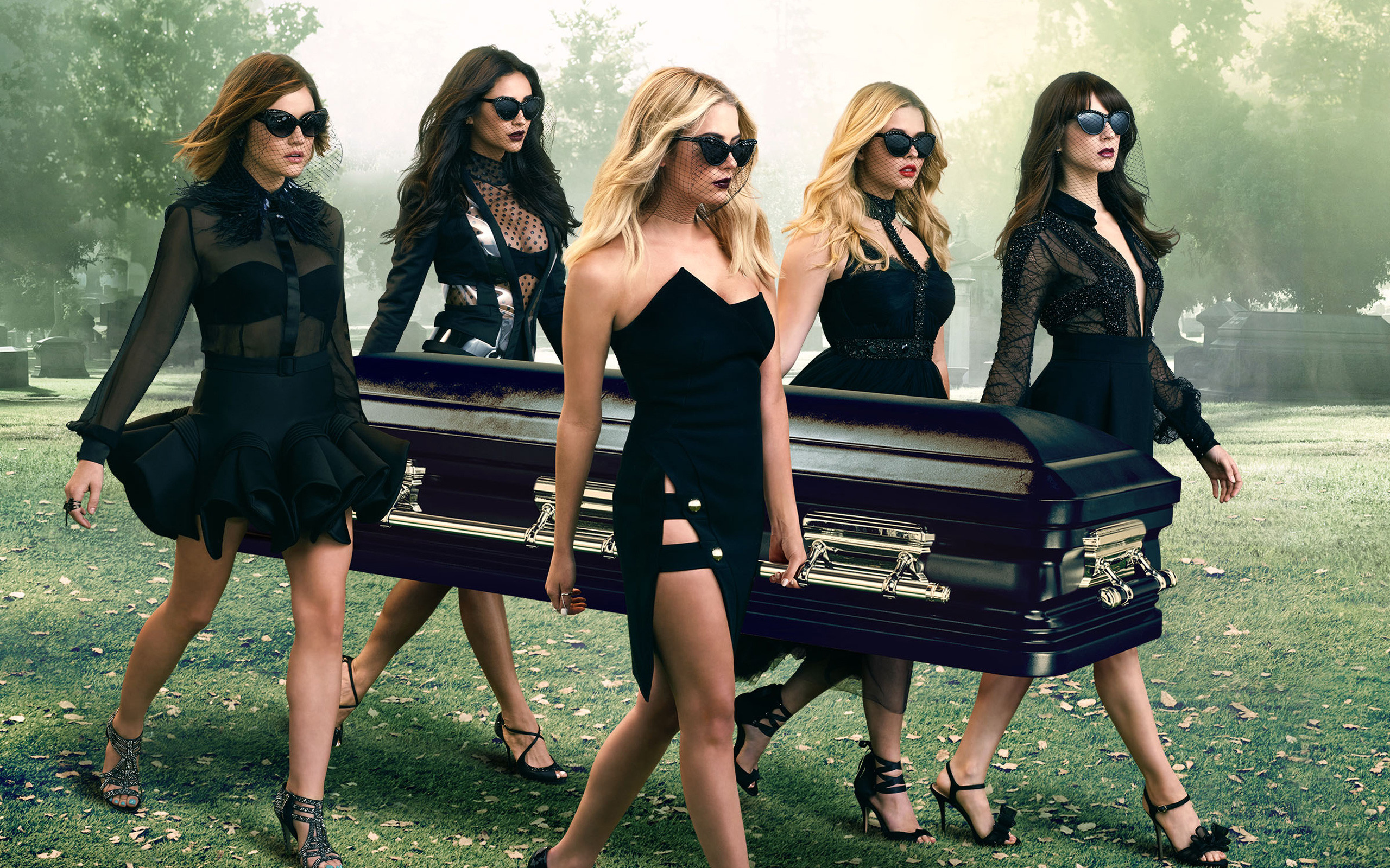 pretty little liars wallpaper  Pretty Little Liars Wallpaper (84  images)