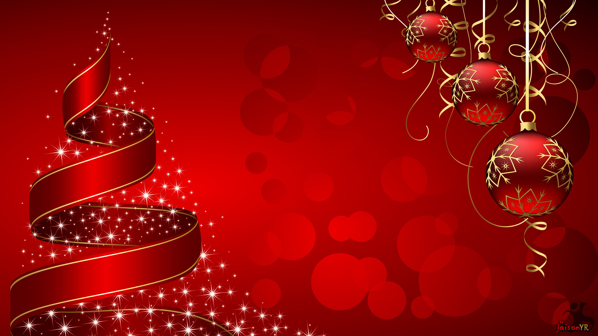 Red Christmas Background.Red Christmas Wallpaper 66 Images