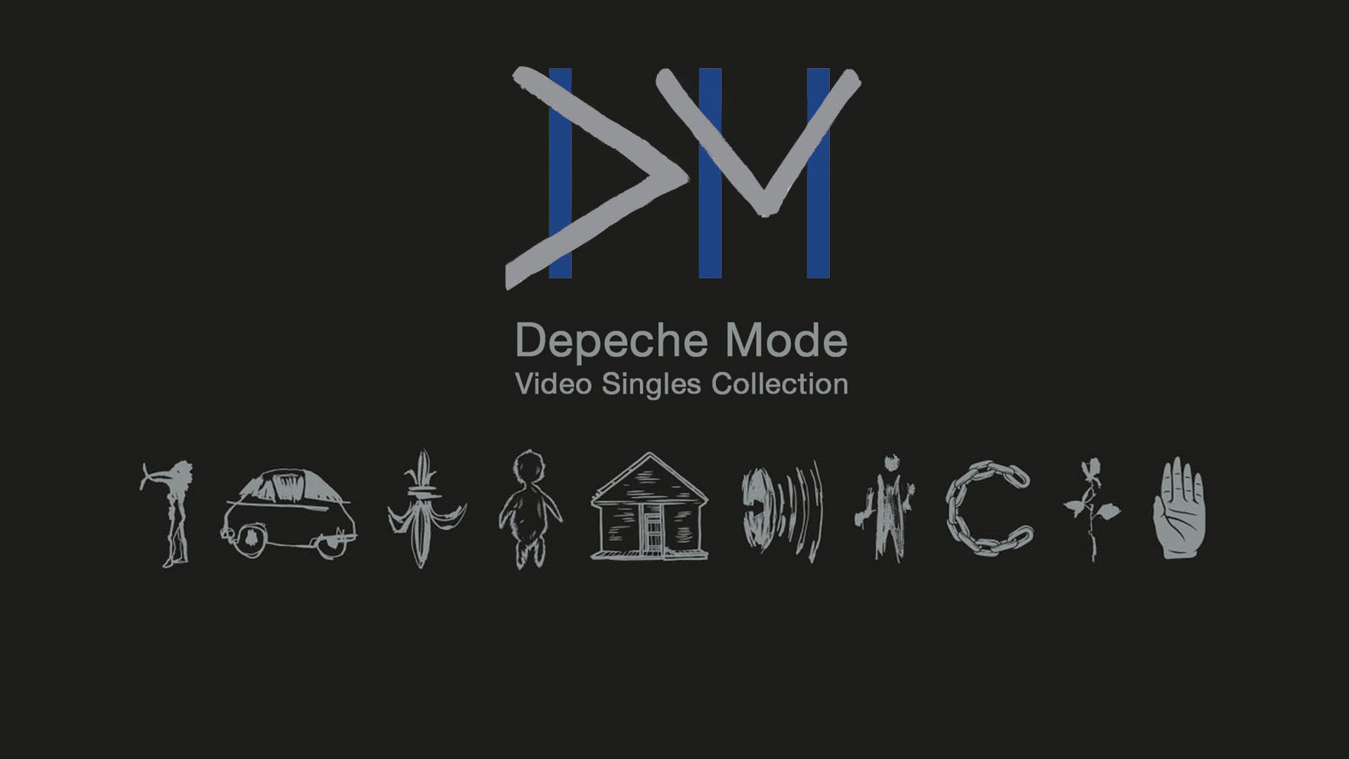 1920x1080 ... Depeche Mode : Video Singles Collection 11/11/2016 by IDAlizes